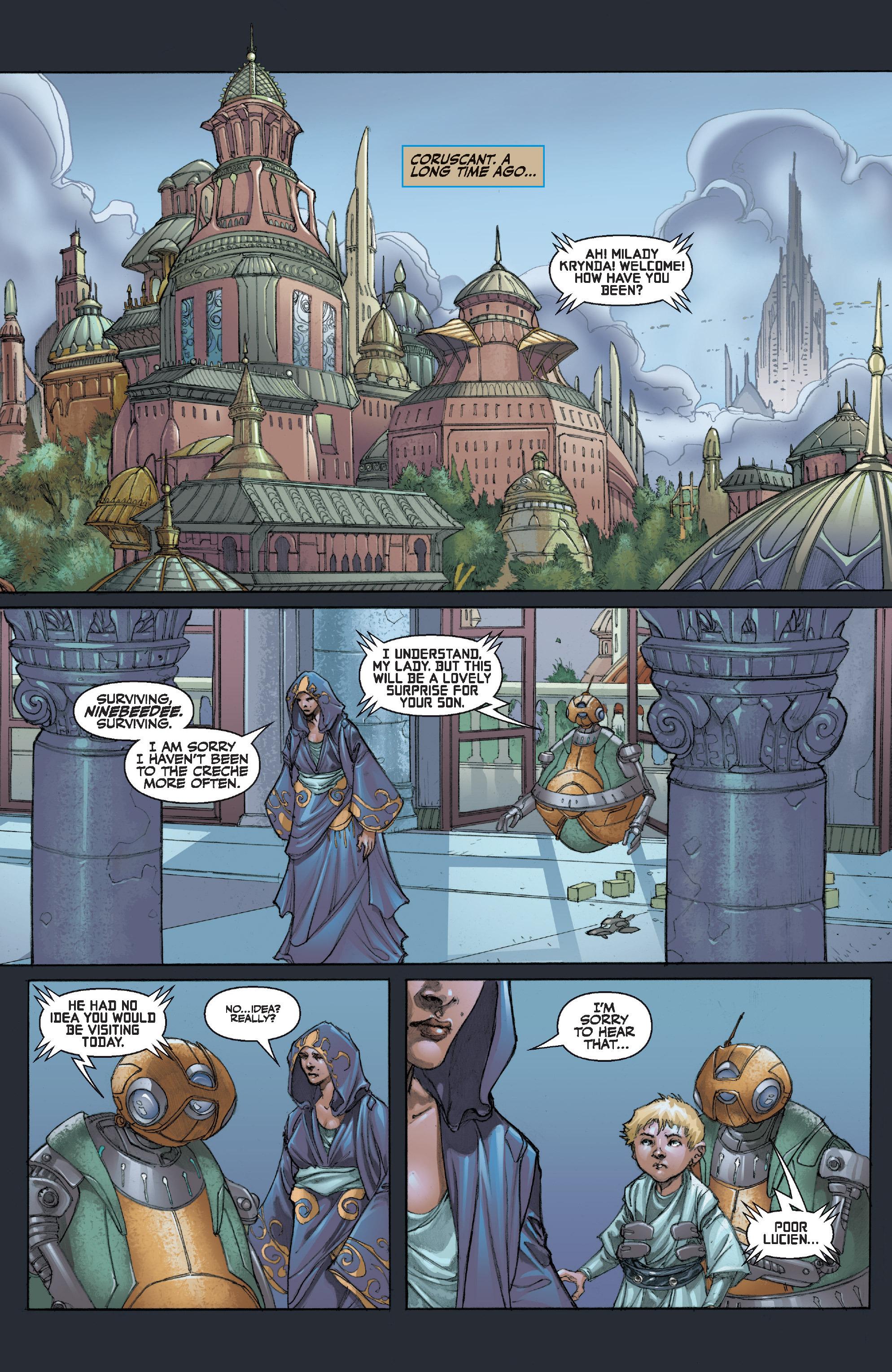Read online Star Wars Omnibus comic -  Issue # Vol. 29 - 209