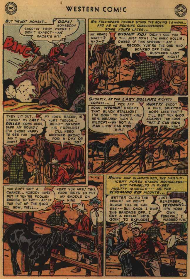 Western Comics issue 41 - Page 4