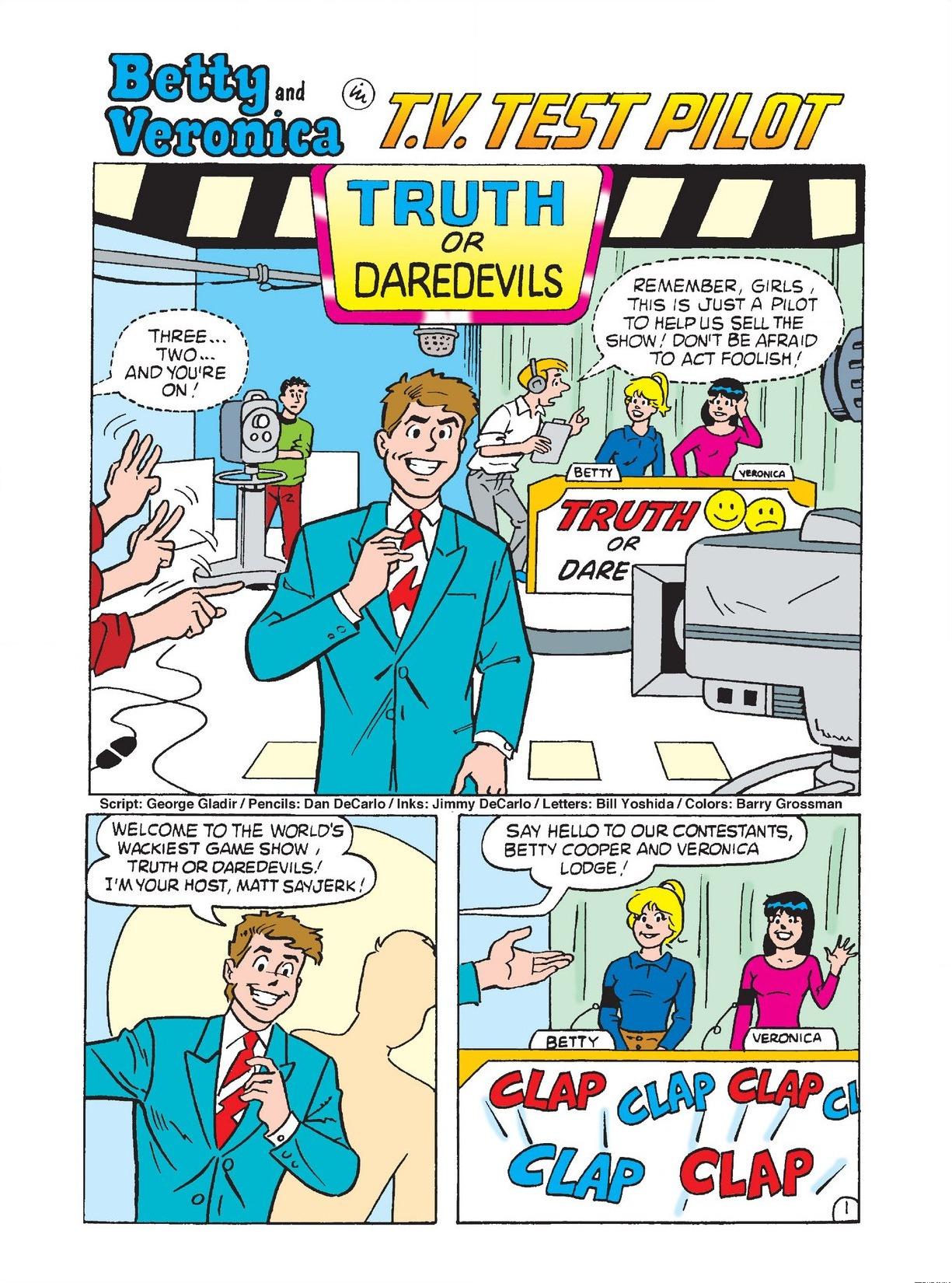 Read online Archie 1000 Page Comics Bonanza comic -  Issue #3 (Part 1) - 135