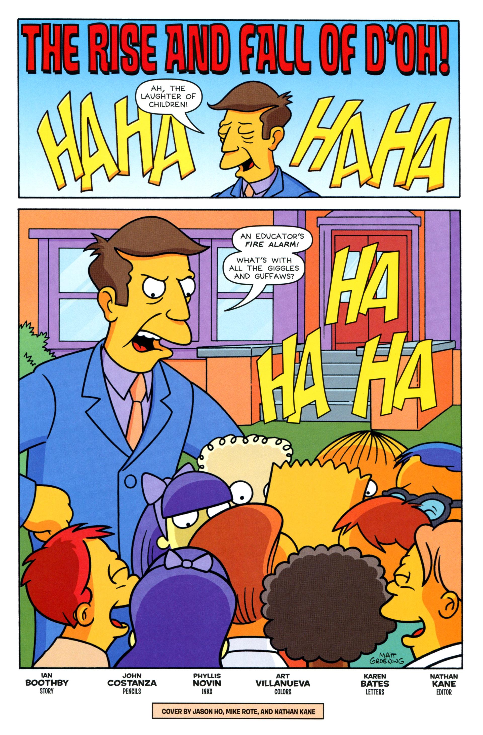 Read online Simpsons Comics comic -  Issue #203 - 3