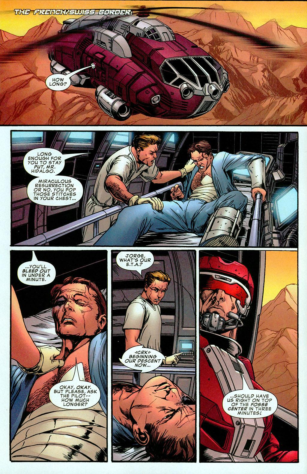 Read online Amazing Fantasy (2004) comic -  Issue #20 - 10