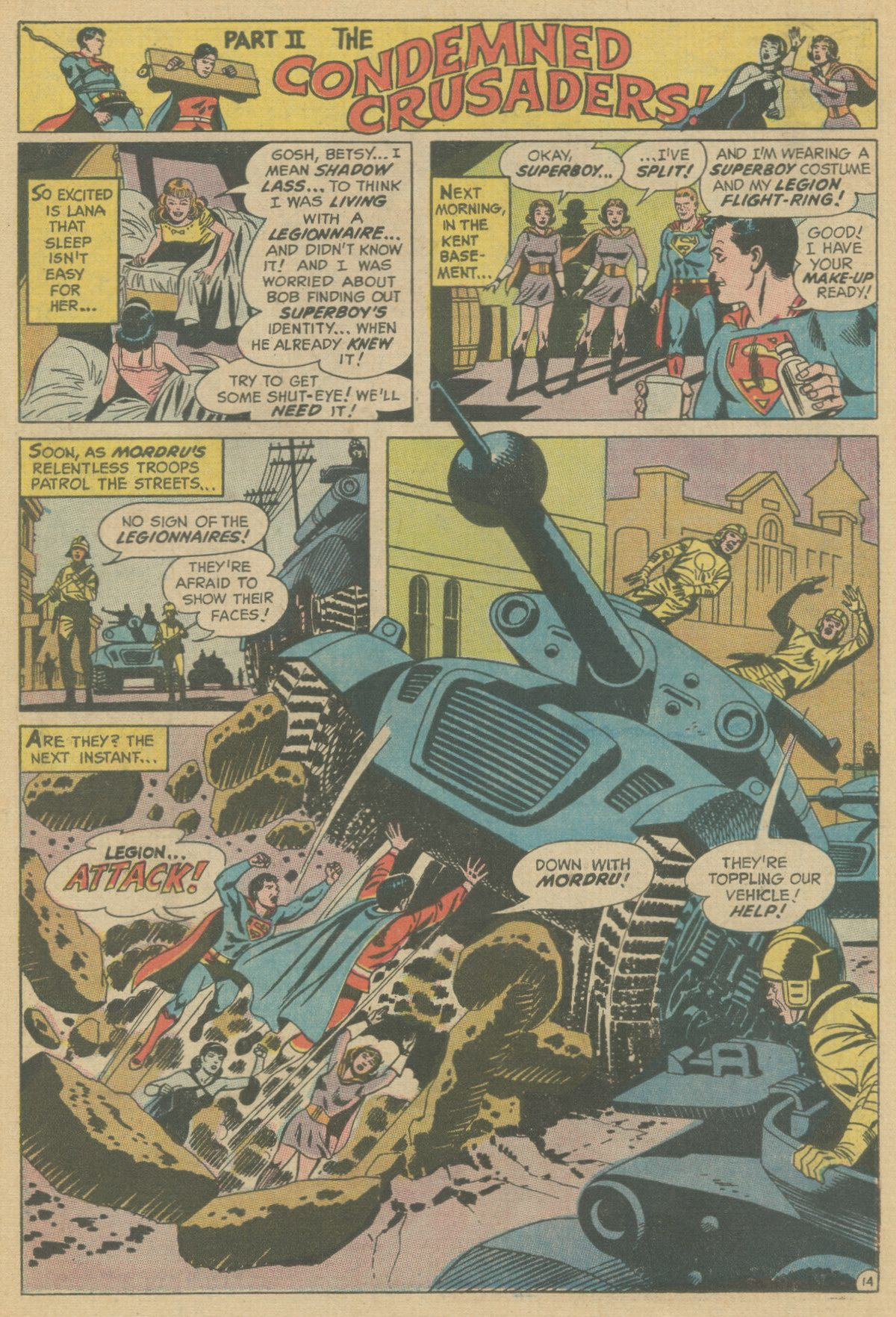 Read online Adventure Comics (1938) comic -  Issue #370 - 18