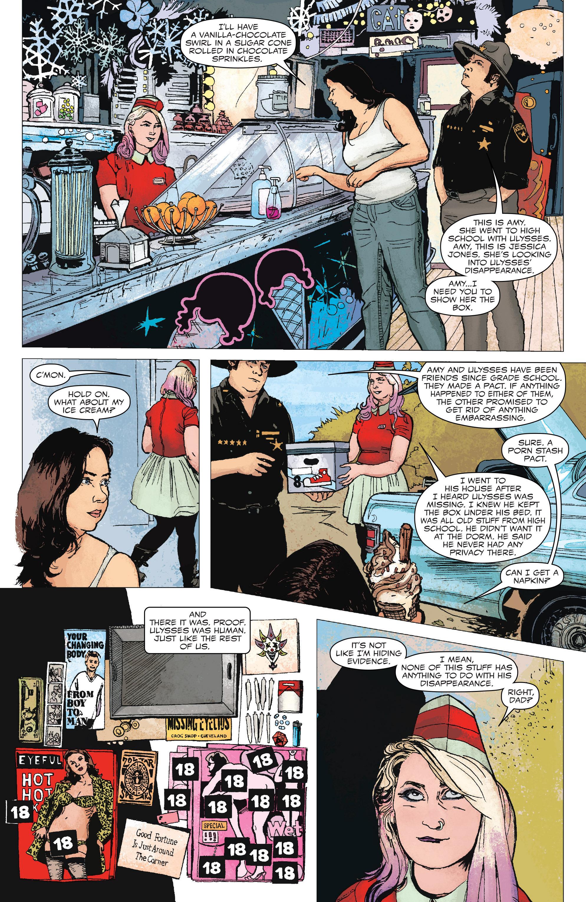 Read online Civil War II: Choosing Sides comic -  Issue #6 - 9