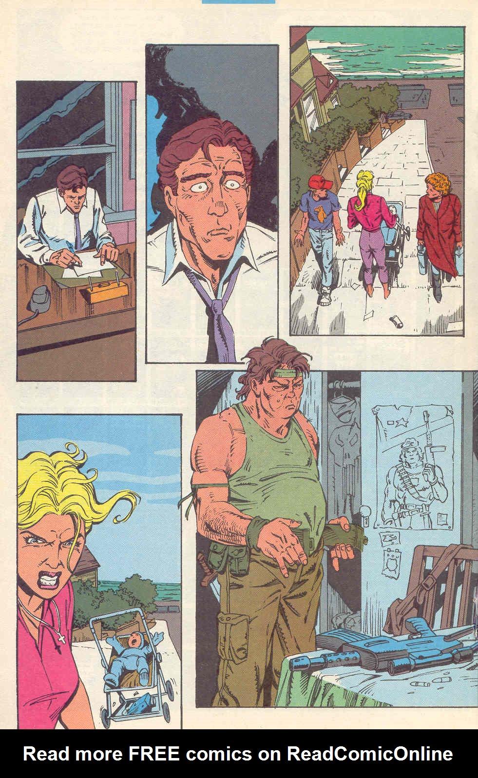 Read online Robocop (1990) comic -  Issue #16 - 13