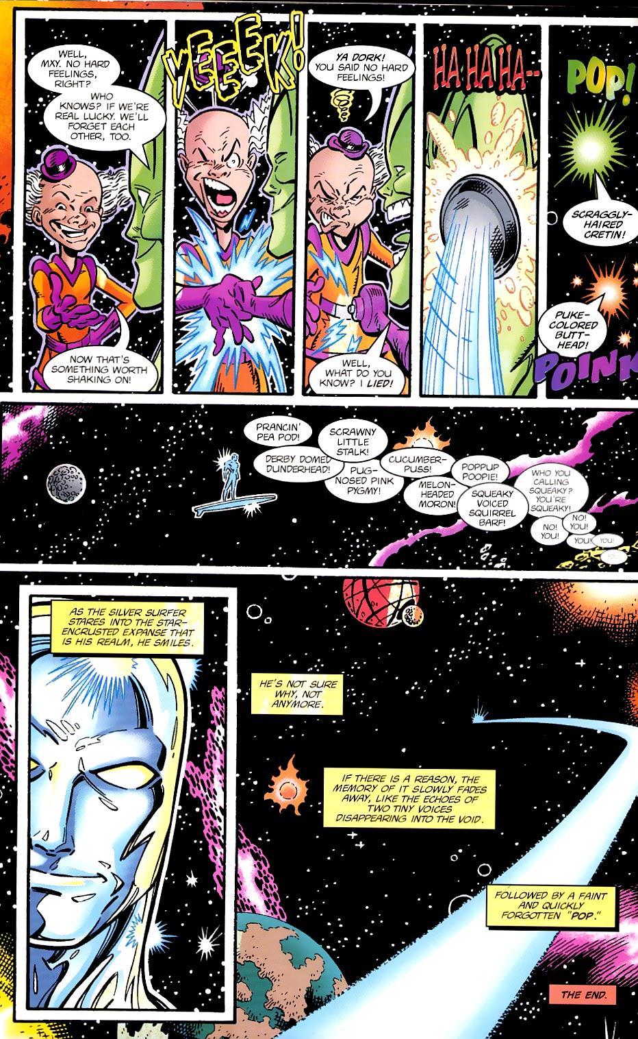 Read online Silver Surfer/Superman comic -  Issue # Full - 48