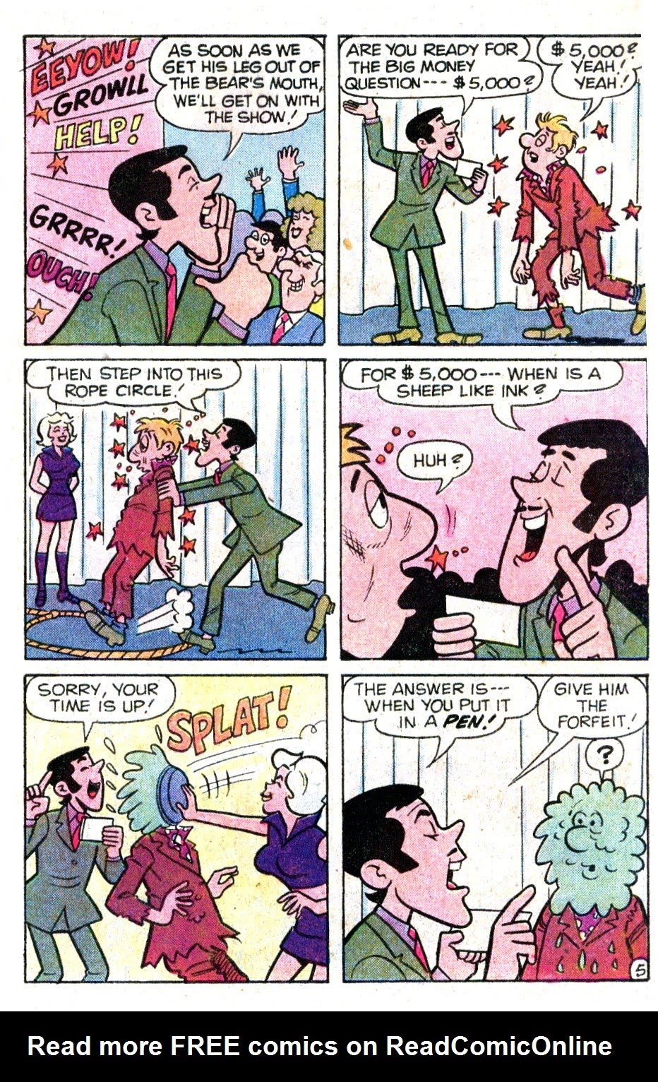 Read online Madhouse Comics comic -  Issue #119 - 31