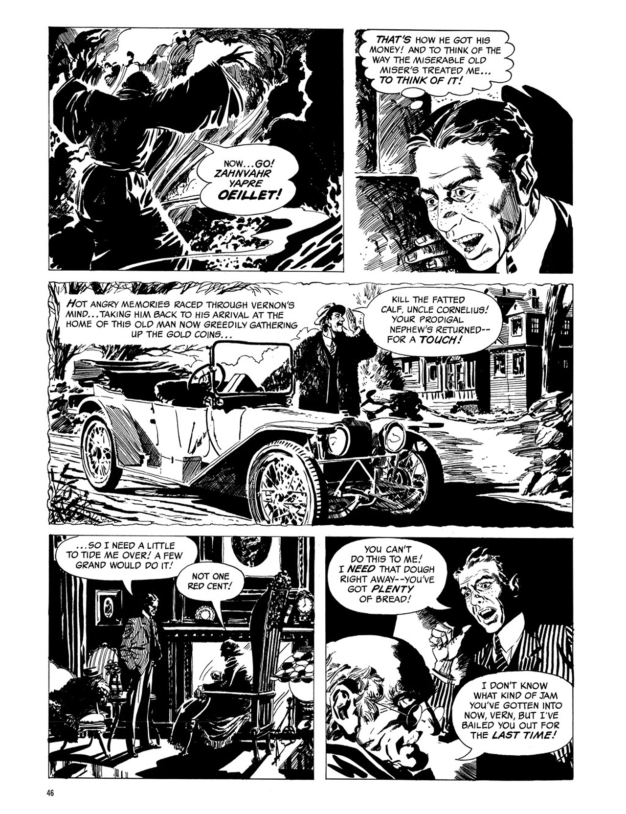 Read online Eerie Archives comic -  Issue # TPB 1 - 47