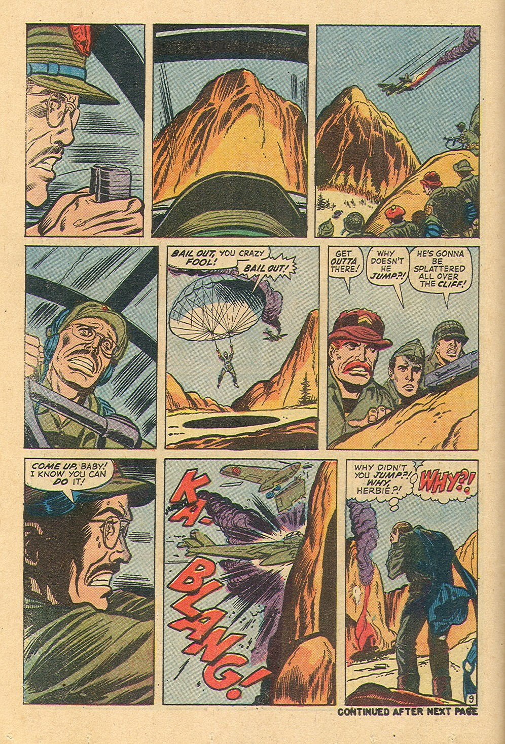 Read online Sgt. Fury comic -  Issue #97 - 14