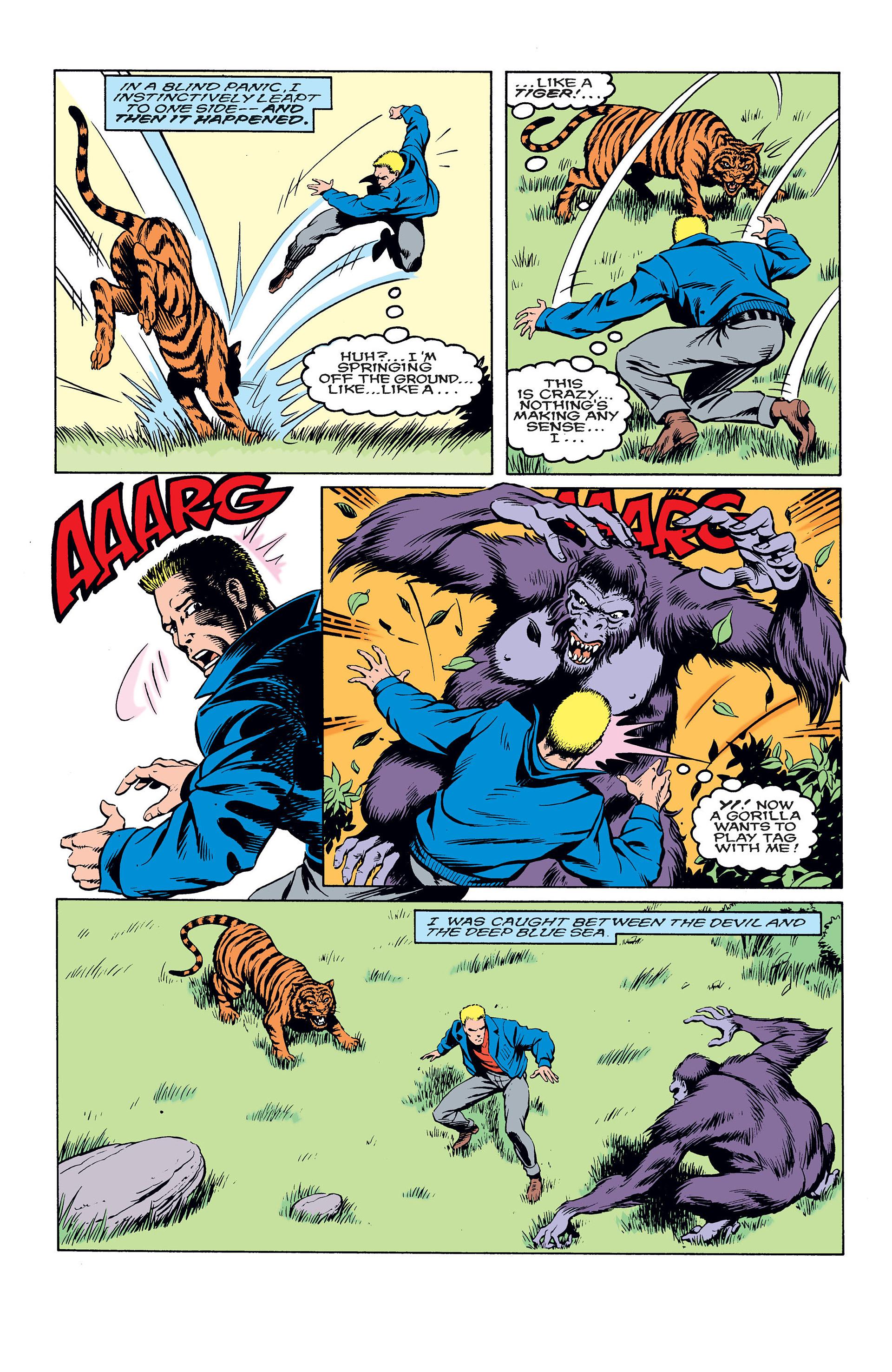 Read online Animal Man (1988) comic -  Issue #10 - 14