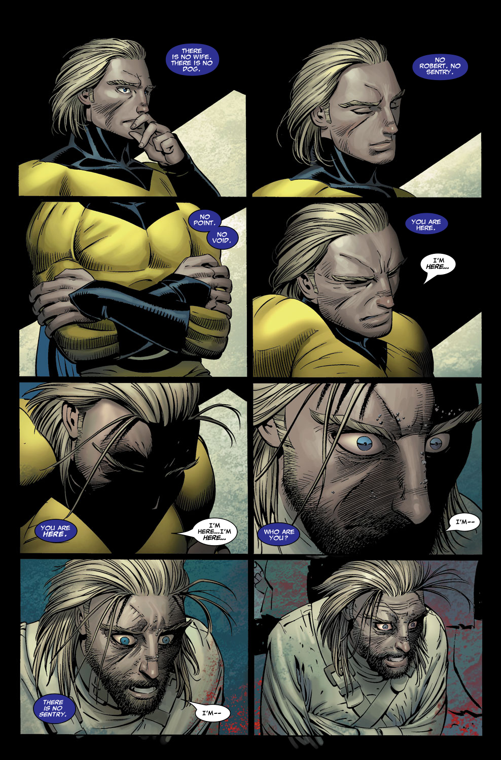 Read online Sentry (2006) comic -  Issue #6 - 23