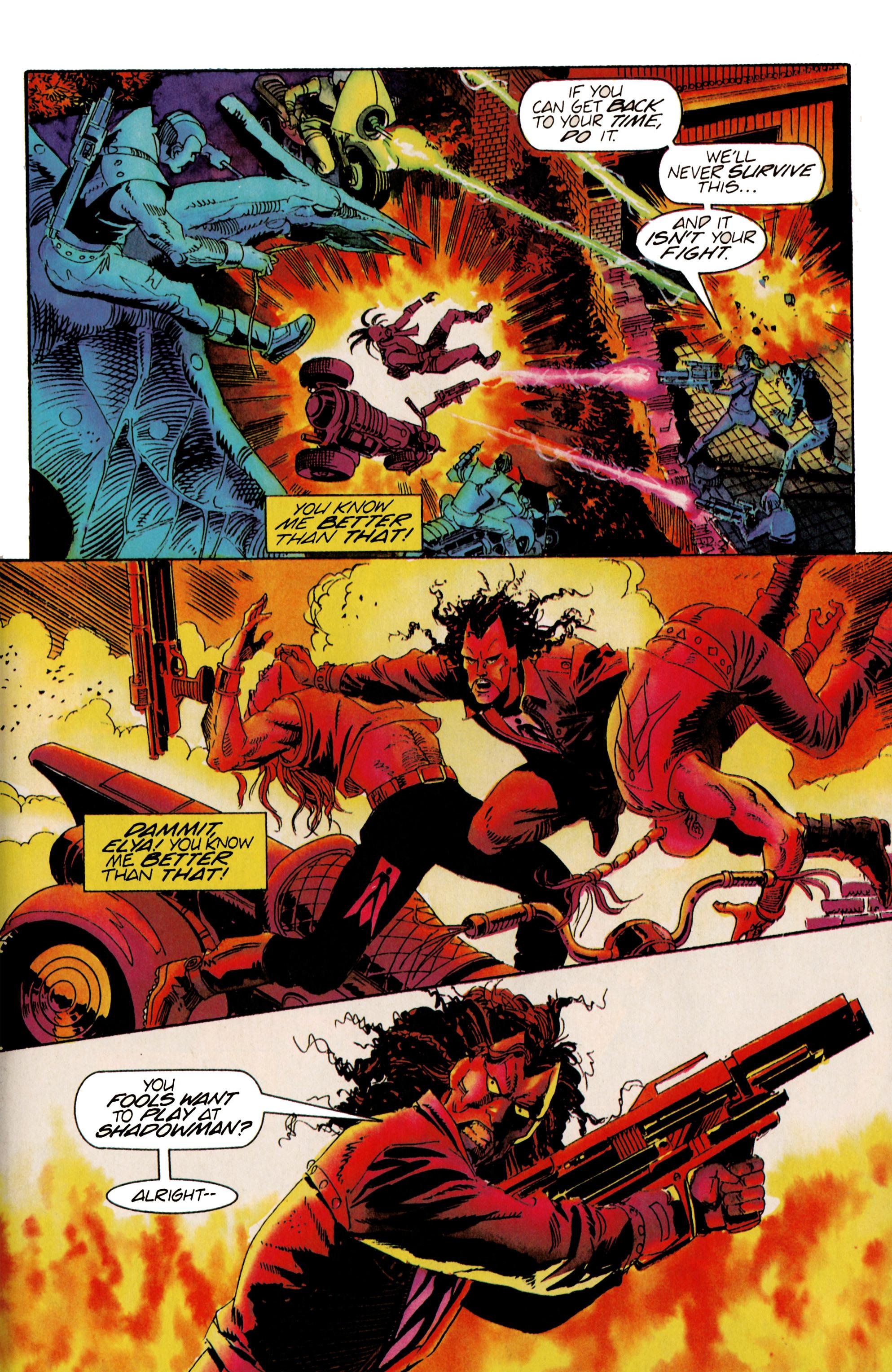 Read online Shadowman (1992) comic -  Issue #21 - 15