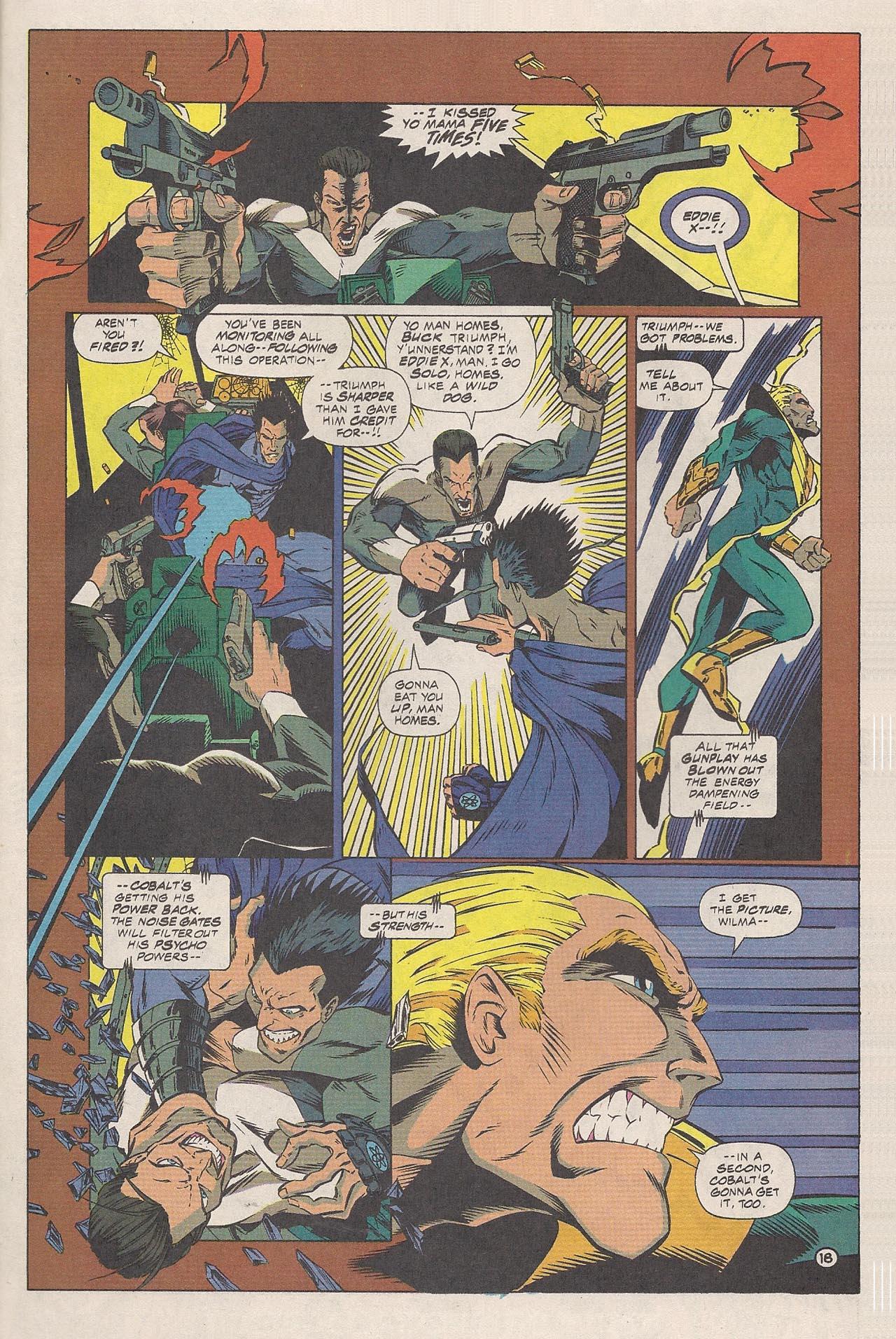 Read online Triumph comic -  Issue #4 - 27