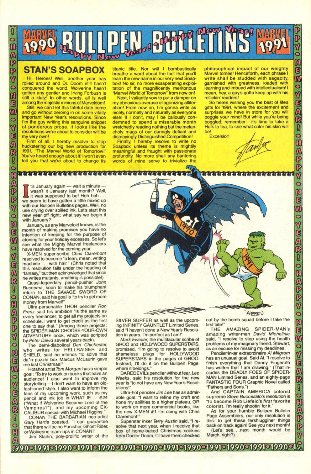 Read online Alpha Flight (1983) comic -  Issue #95 - 20
