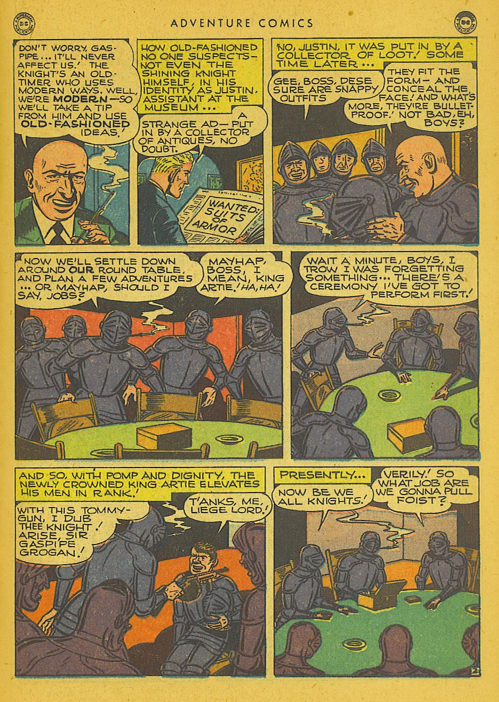 Read online Adventure Comics (1938) comic -  Issue #102 - 20