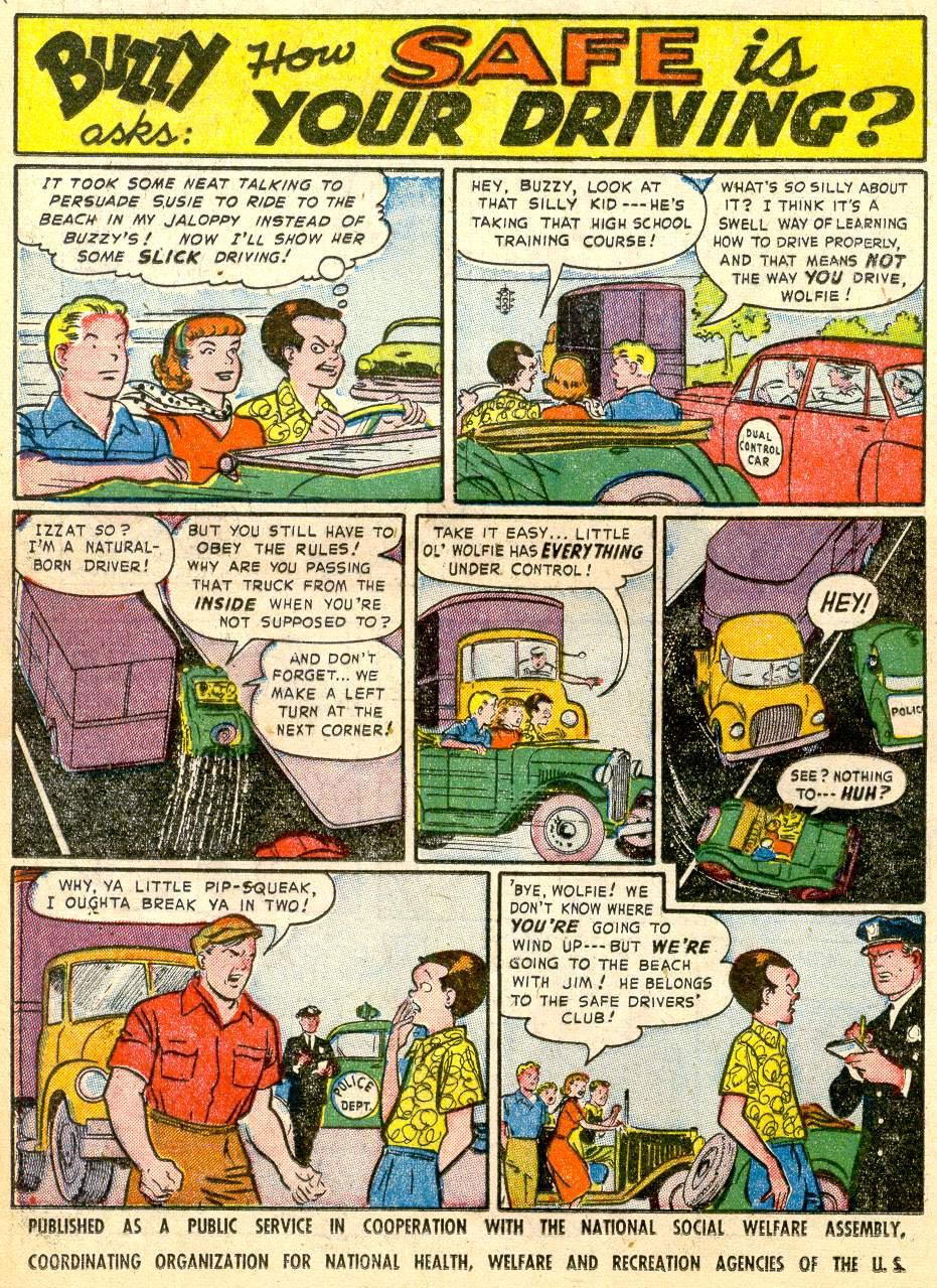 Read online Adventure Comics (1938) comic -  Issue #192 - 16