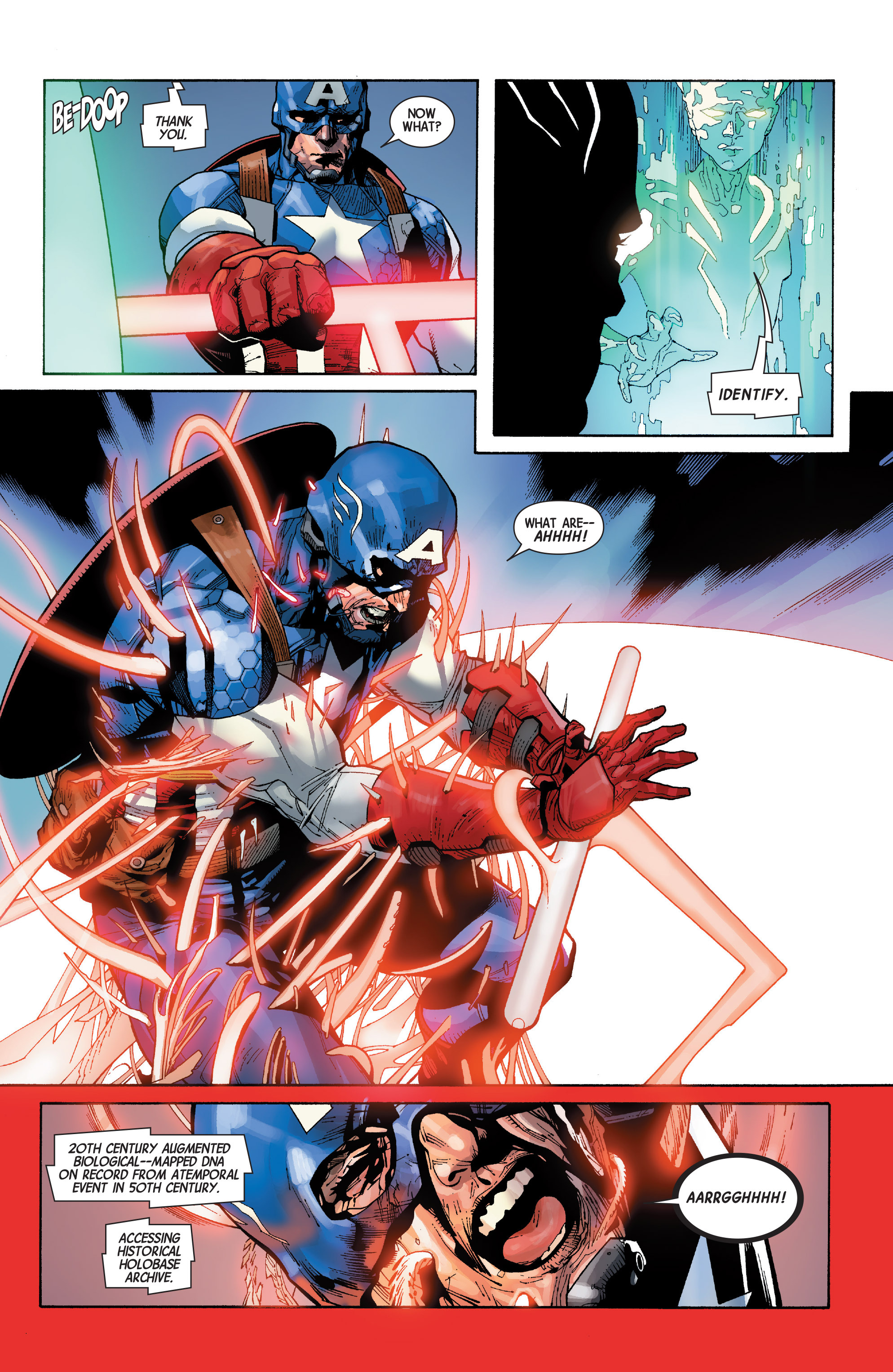 Read online Avengers (2013) comic -  Issue #Avengers (2013) _TPB 6 - 108