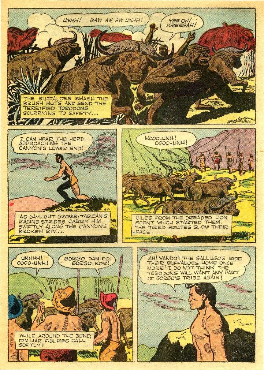 Tarzan (1948) issue 56 - Page 41