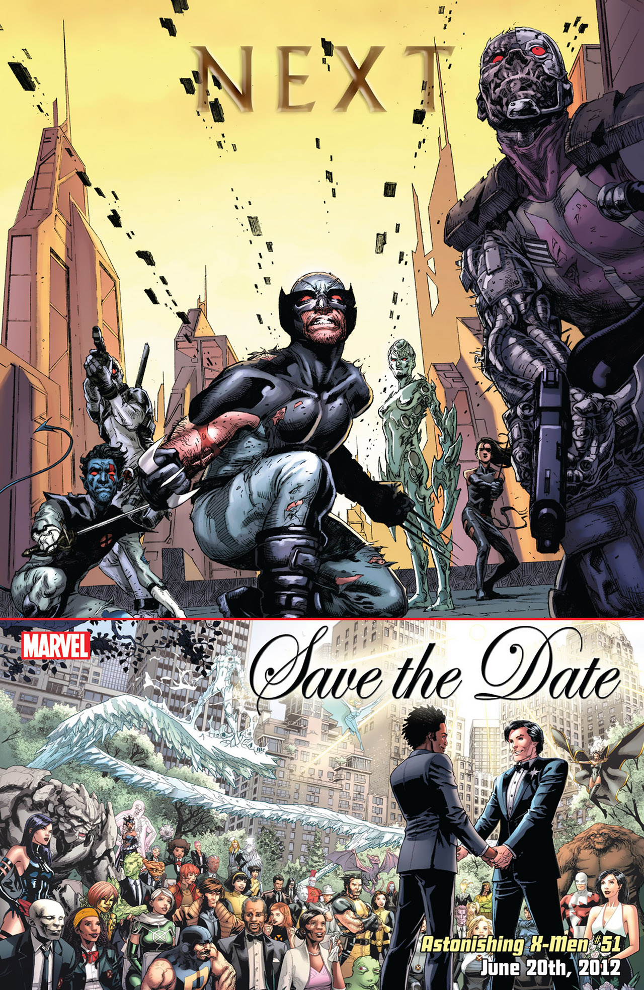 Read online Uncanny X-Force (2010) comic -  Issue #27 - 22