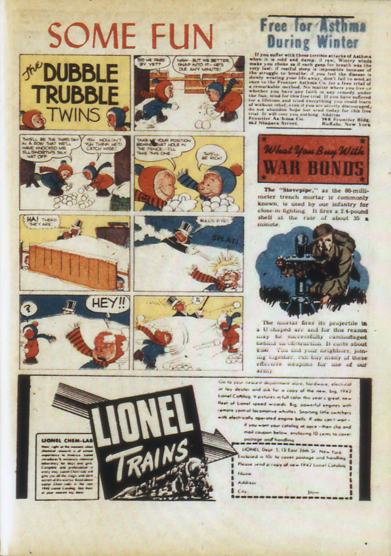 Read online Adventure Comics (1938) comic -  Issue #82 - 38