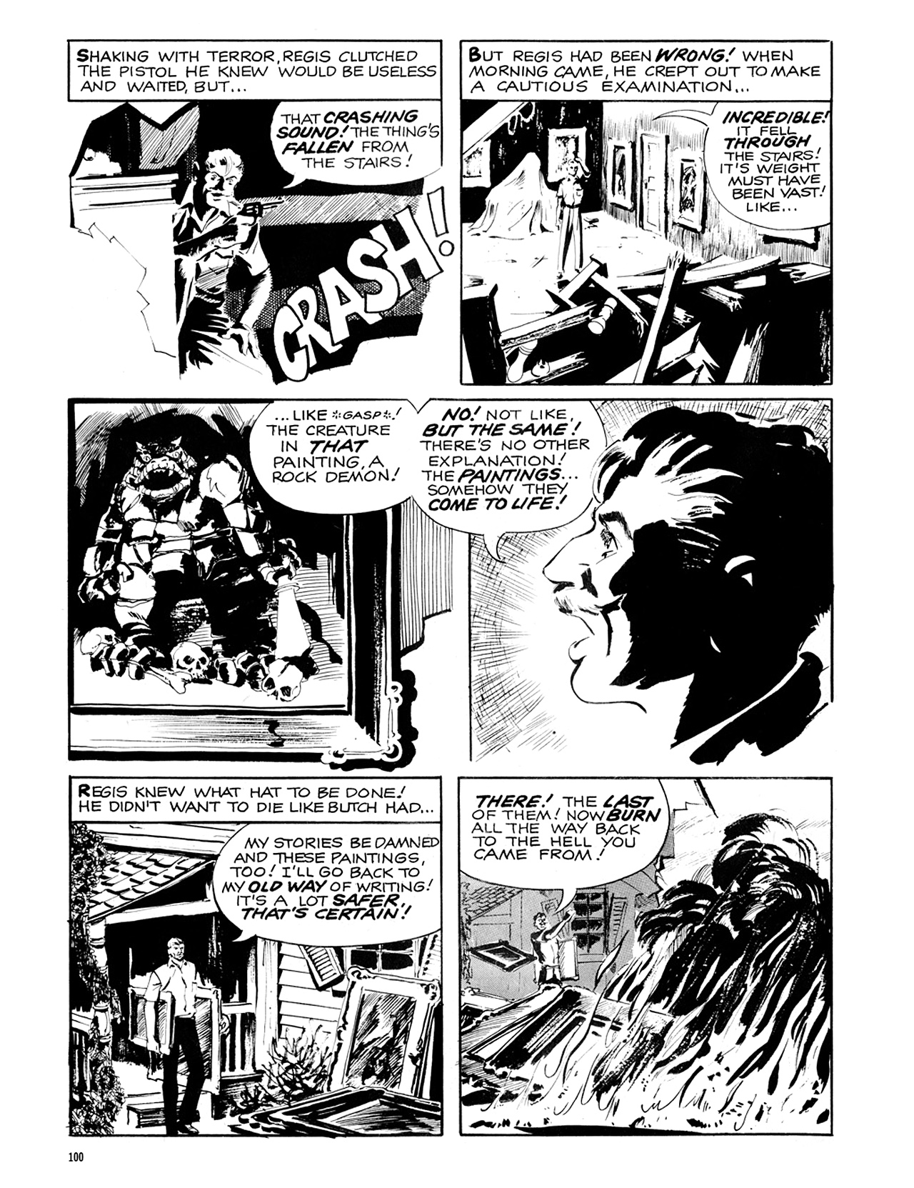 Read online Eerie Archives comic -  Issue # TPB 6 - 101
