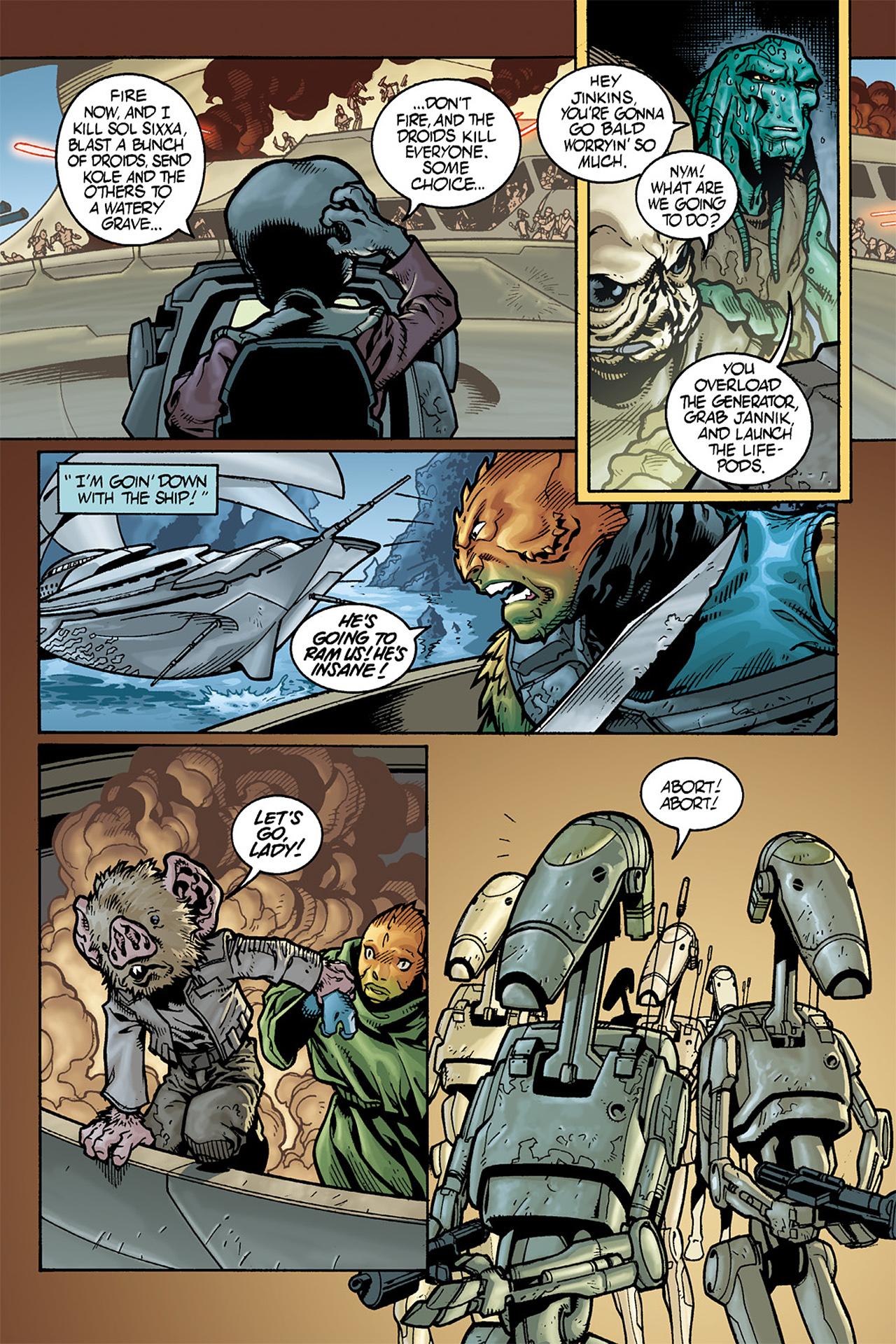 Read online Star Wars Omnibus comic -  Issue # Vol. 10 - 419