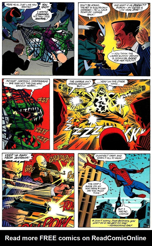Read online Spider-Man: Lifeline comic -  Issue #3 - 14