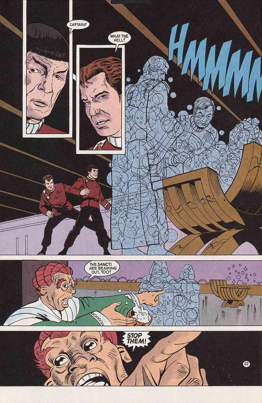 Read online Star Trek (1989) comic -  Issue # Annual 3 - 26