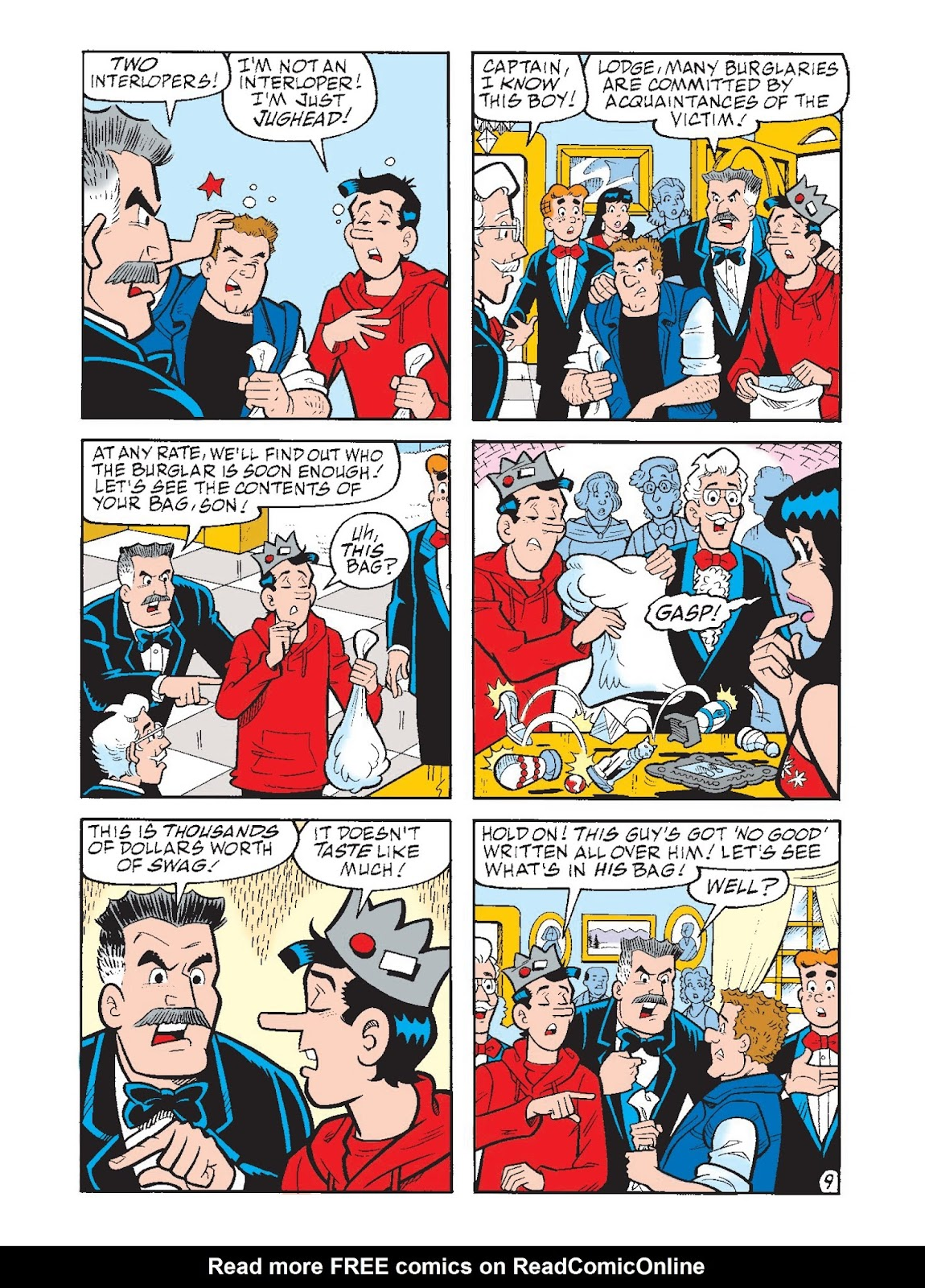Archie 1000 Page Comics Digest issue TPB_(Part_6) - Page 93