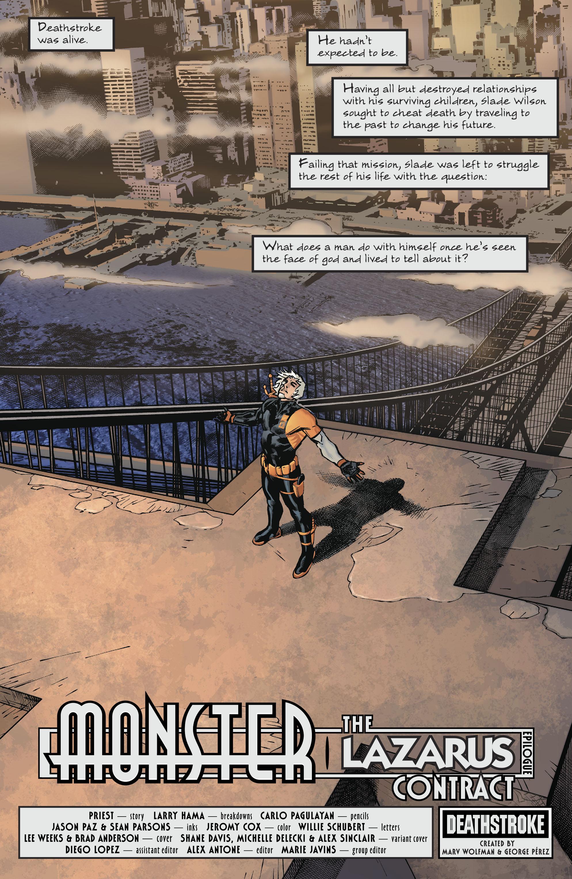 Read online Deathstroke (2016) comic -  Issue #20 - 4