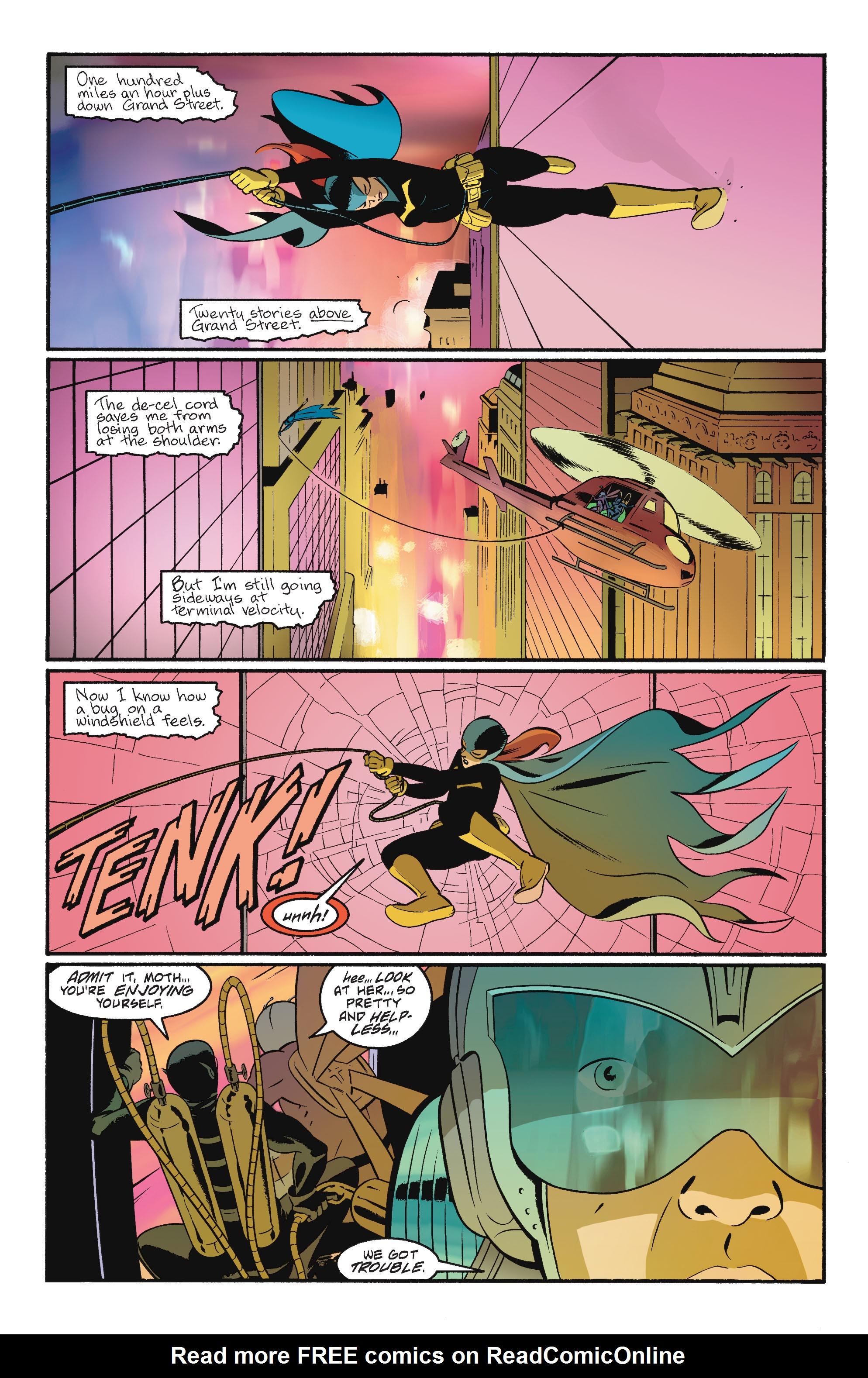 Read online Batgirl/Robin: Year One comic -  Issue # TPB 2 - 181