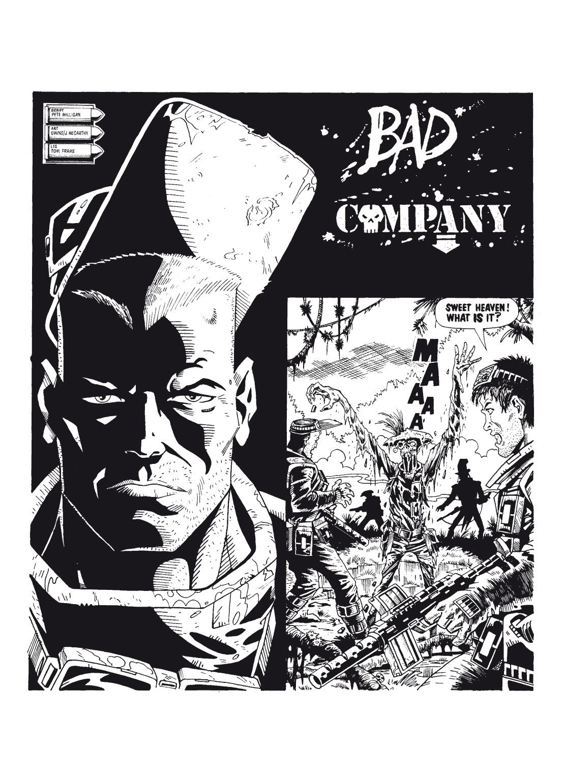Read online The Complete Bad Company comic -  Issue # TPB - 50