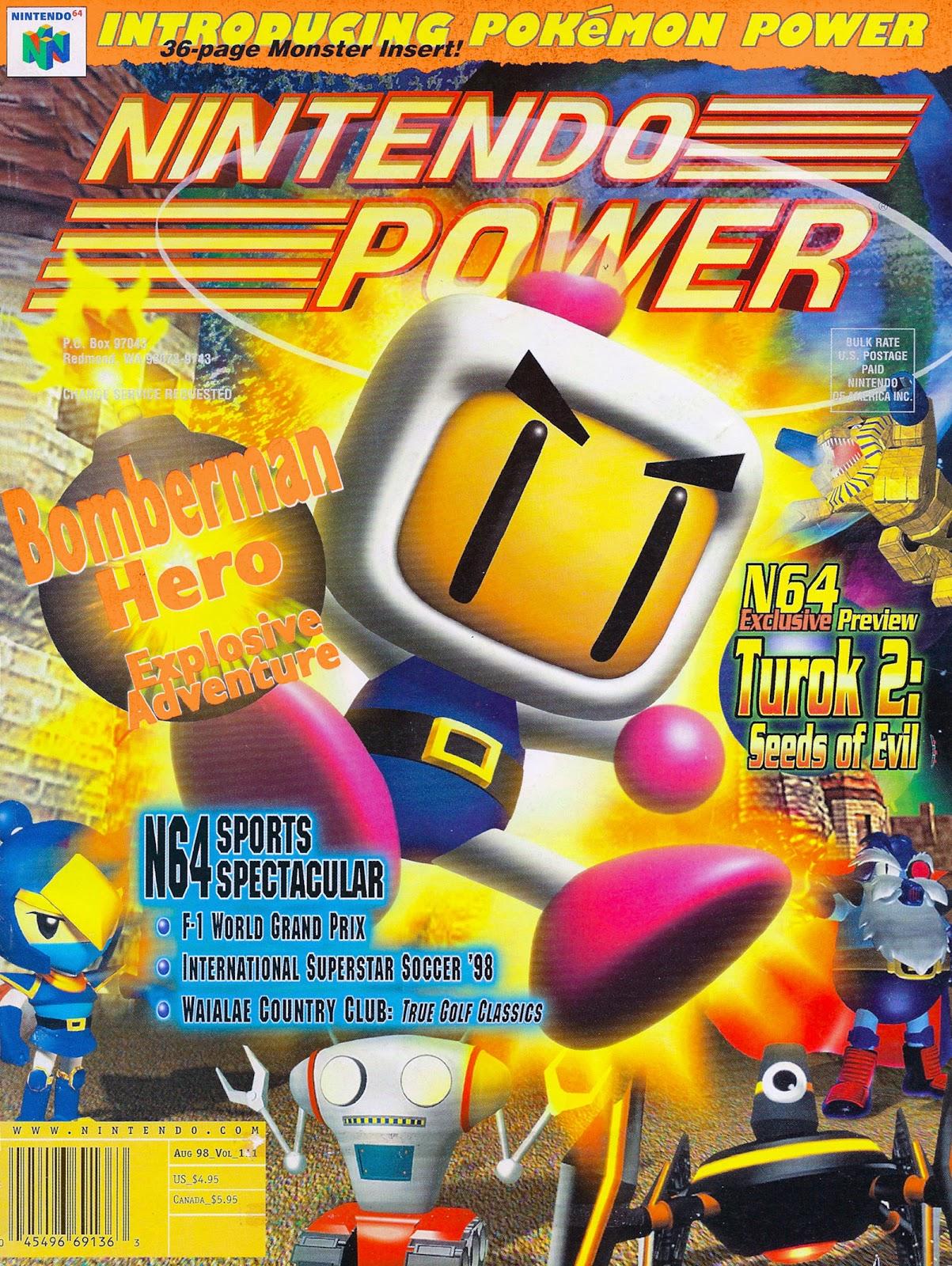 Nintendo Power 111 Page 1