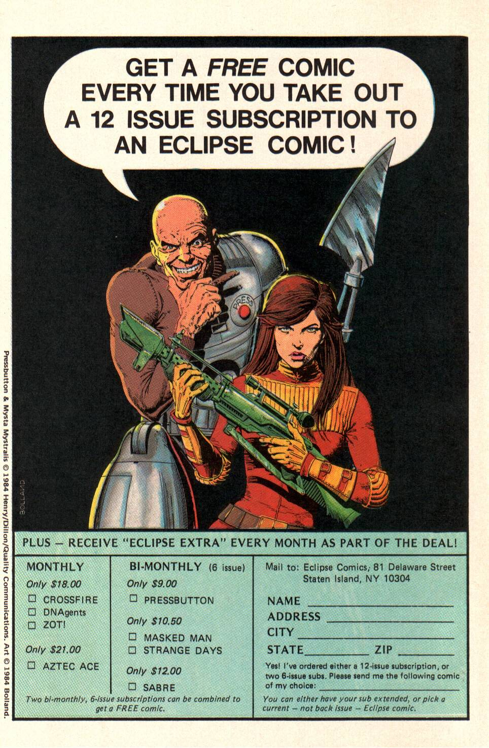 Read online Aztec Ace comic -  Issue #10 - 25