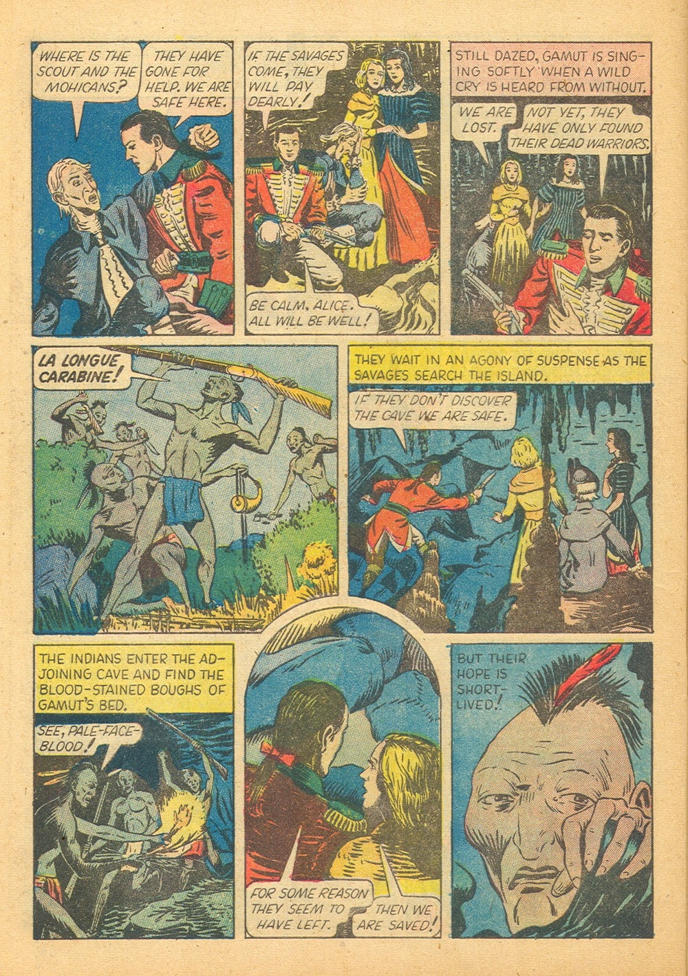 Classics Illustrated issue 4 - Page 16