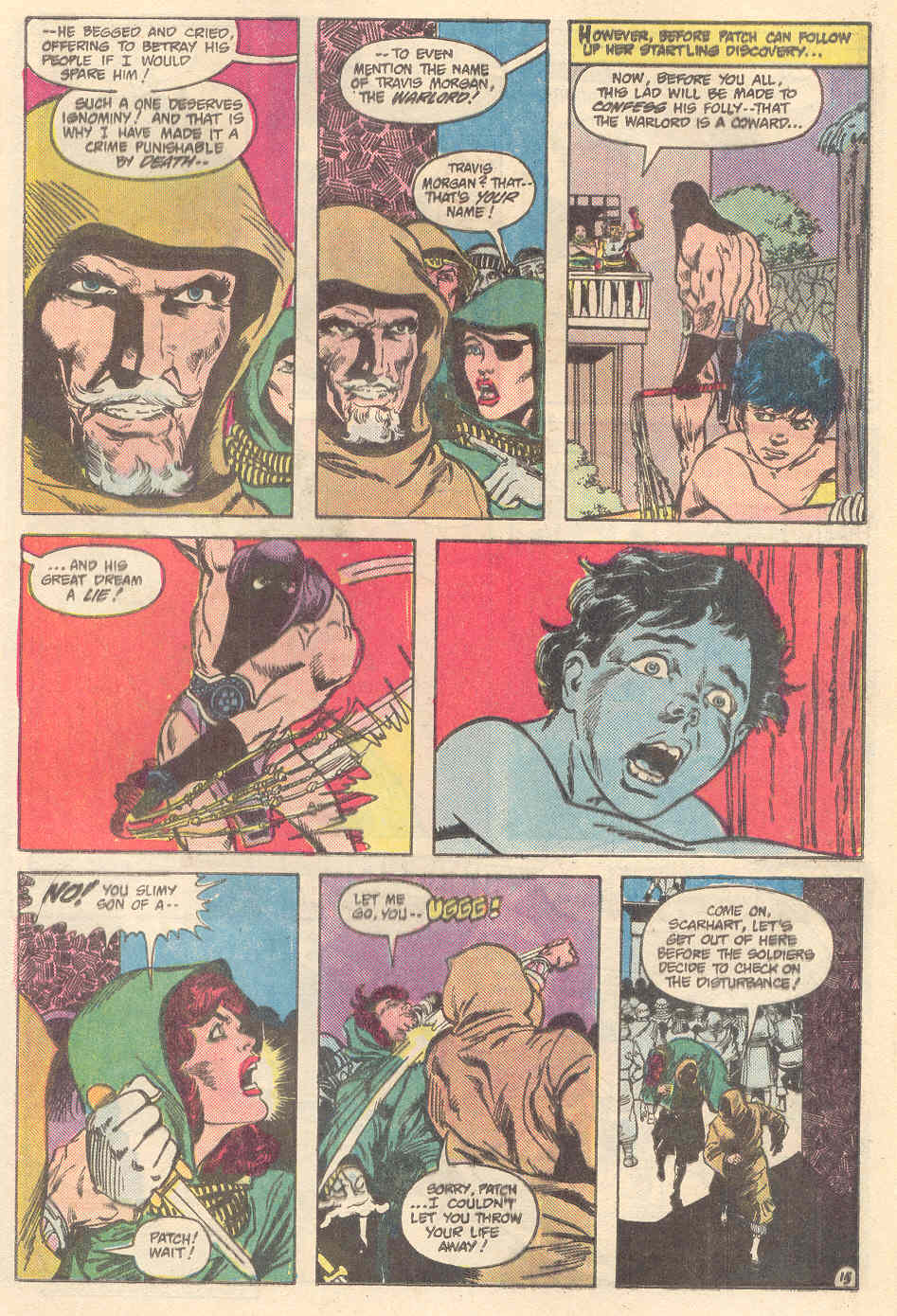 Warlord (1976) issue 89 - Page 15