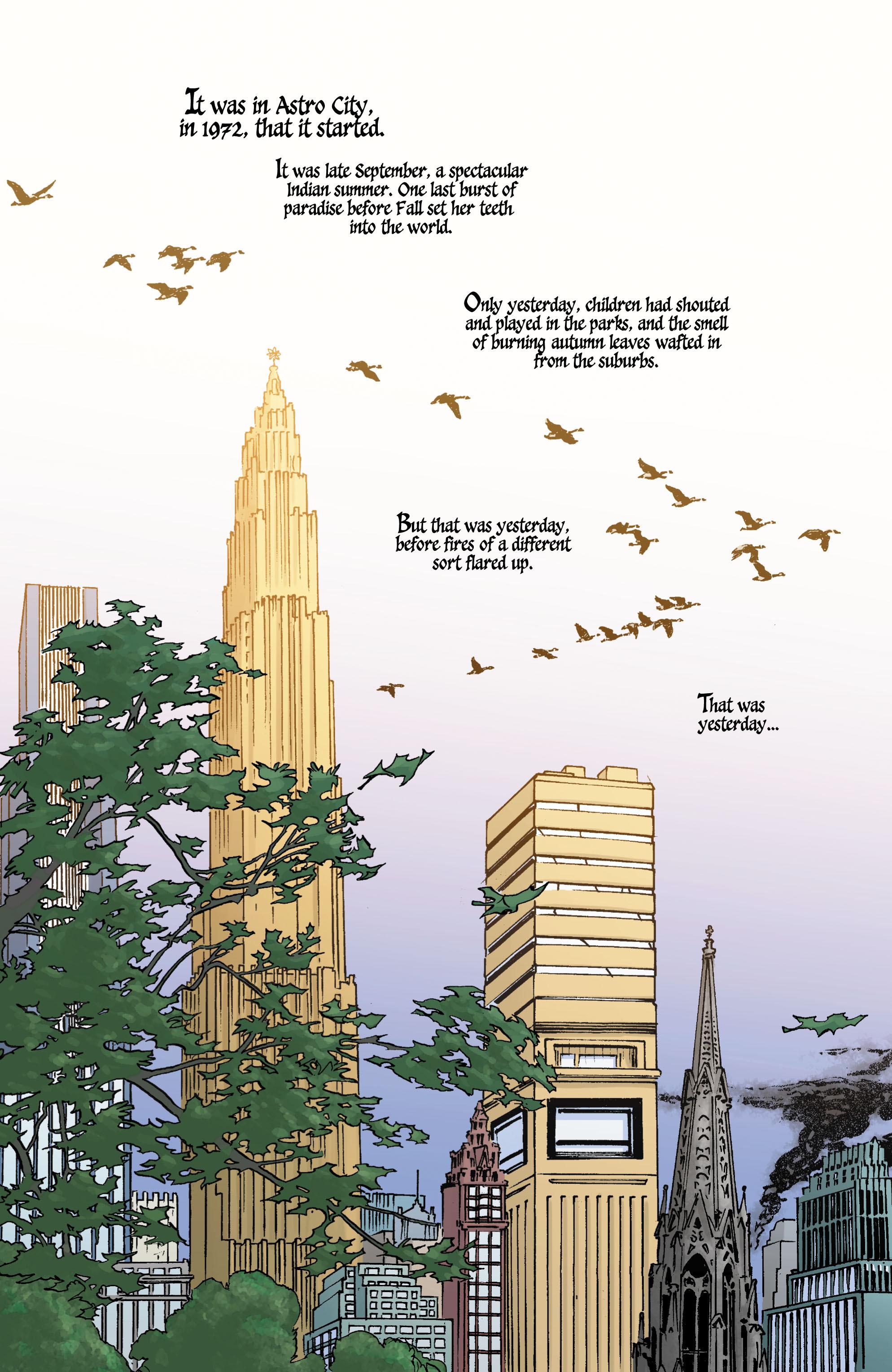 Read online Astro City: Dark Age/Book One comic -  Issue #1 - 2