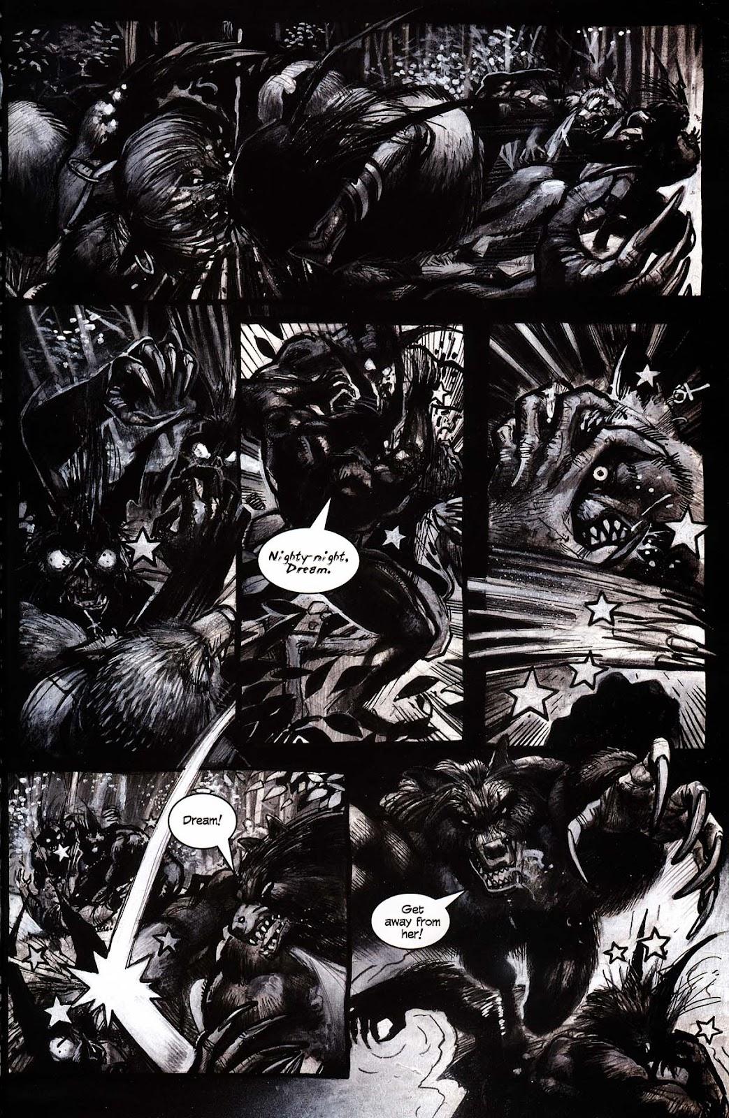 Read online Werewolf the Apocalypse comic -  Issue # Black Furies - 27