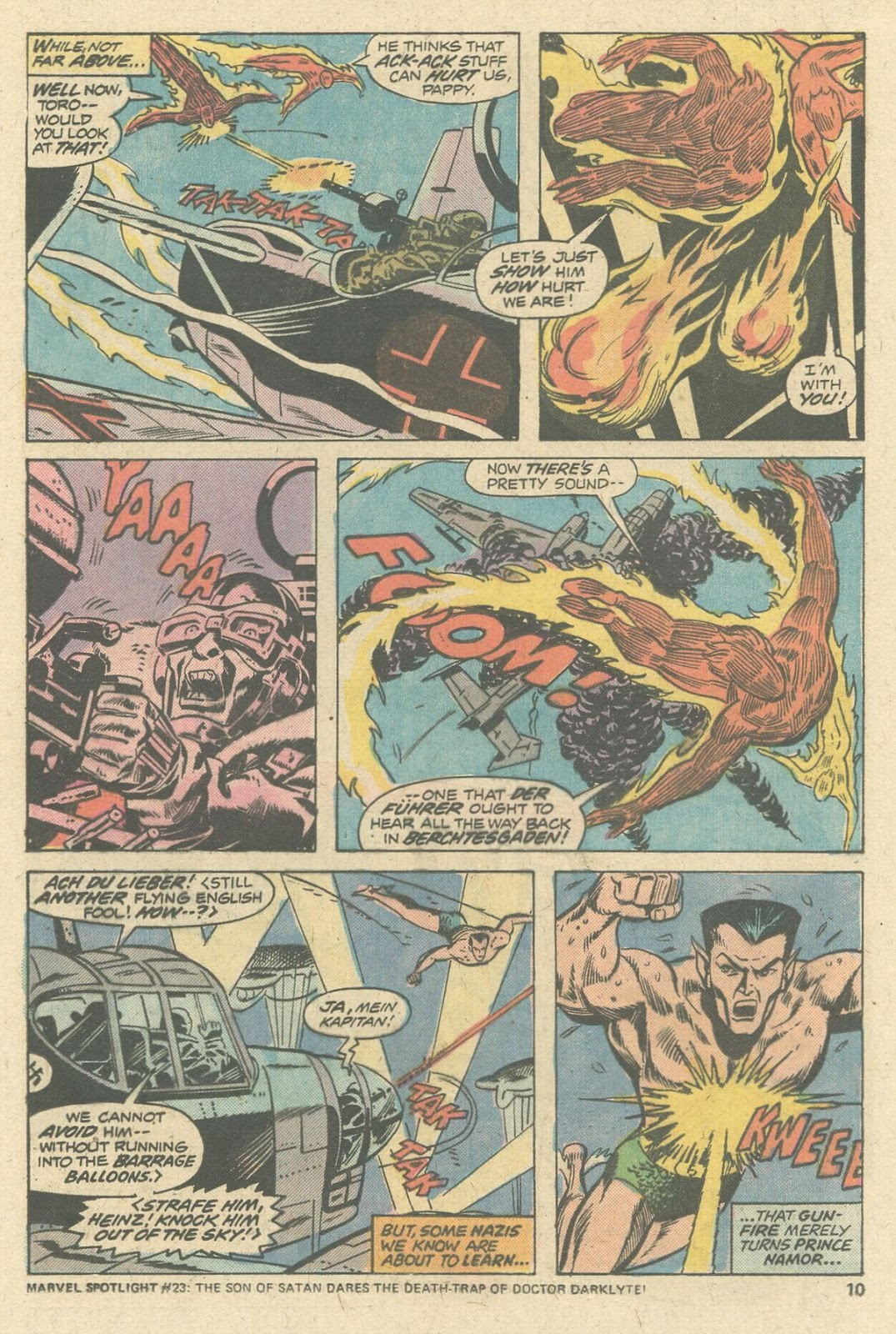 The Invaders (1975) issue 1 - Page 8