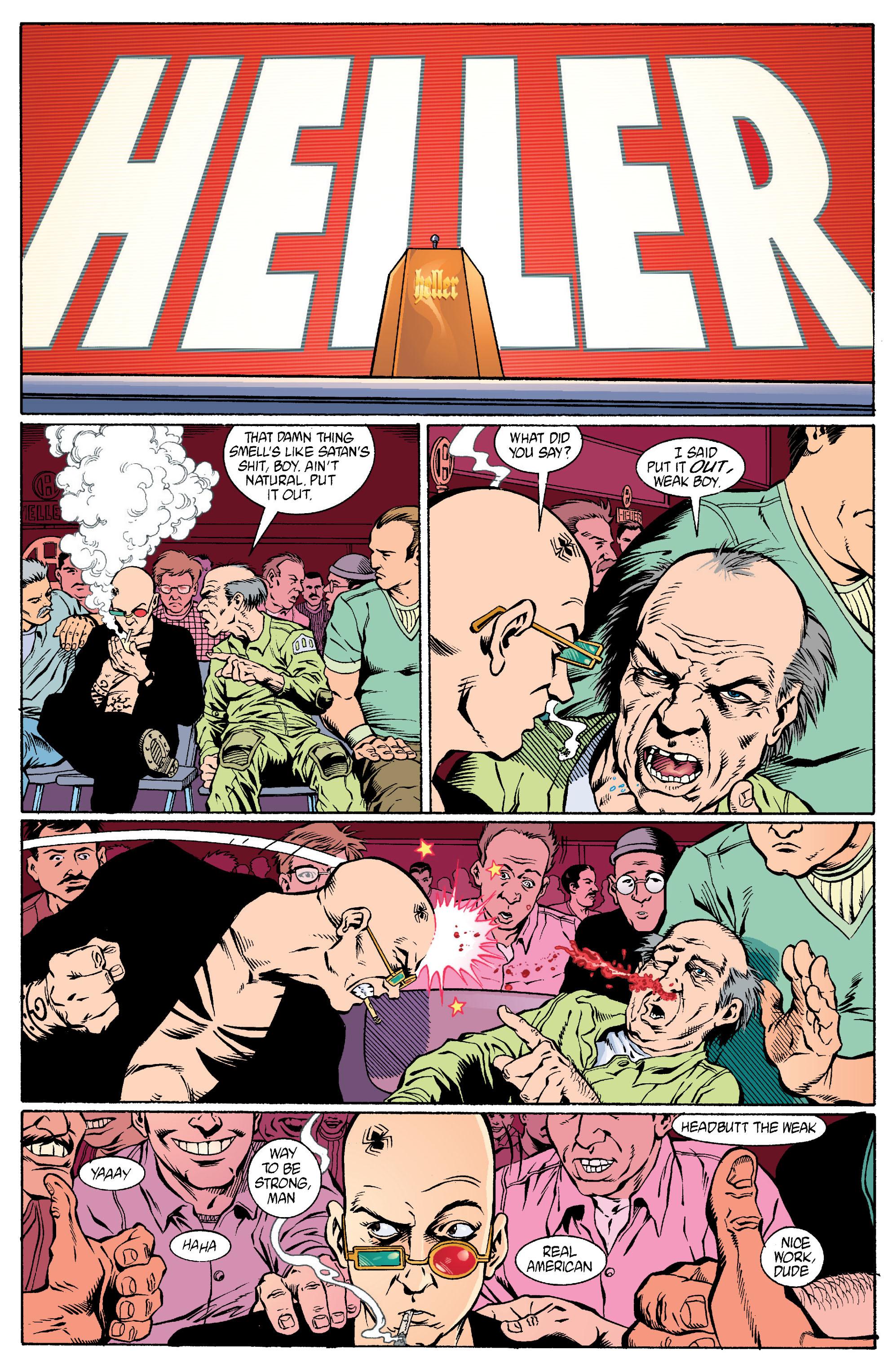 Read online Transmetropolitan comic -  Issue #15 - 11