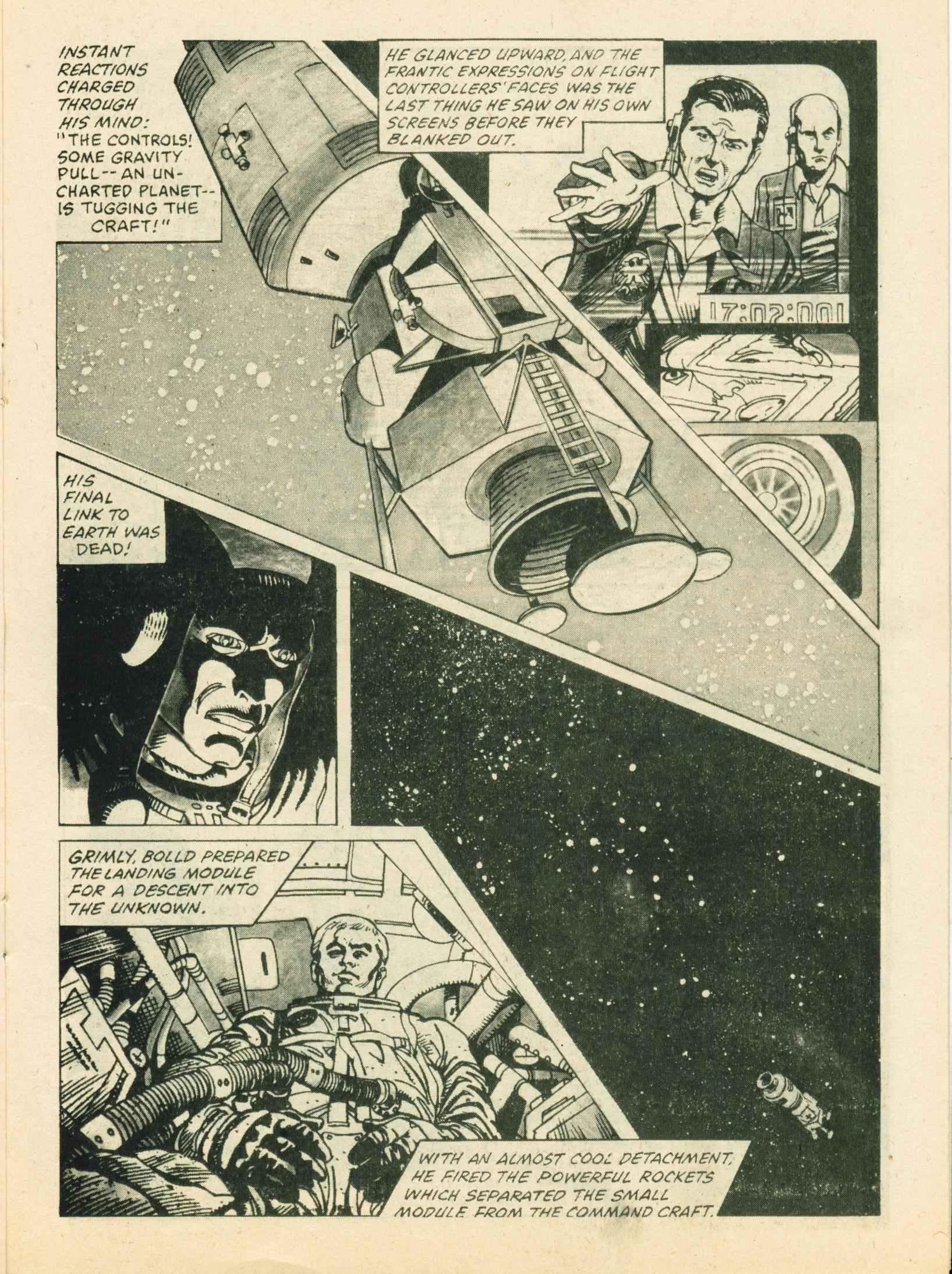 Read online Future Tense comic -  Issue #8 - 19