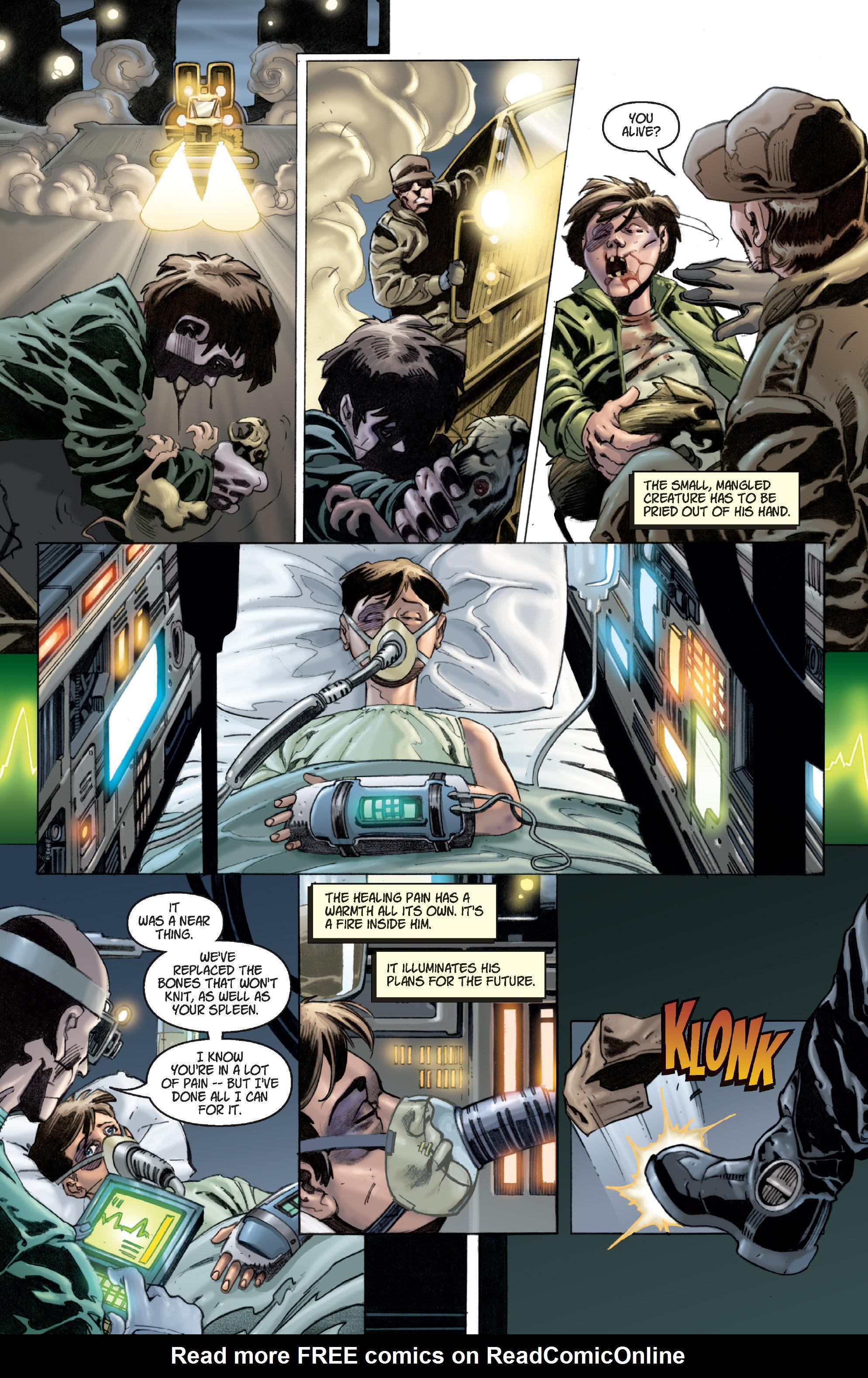 Read online Star Wars Omnibus comic -  Issue # Vol. 17 - 151
