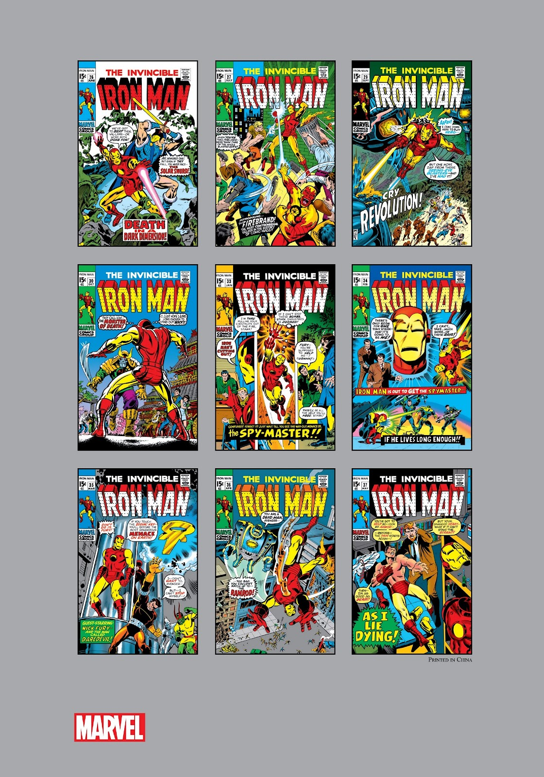 Read online Marvel Masterworks: The Invincible Iron Man comic -  Issue # TPB 7 (Part 3) - 96
