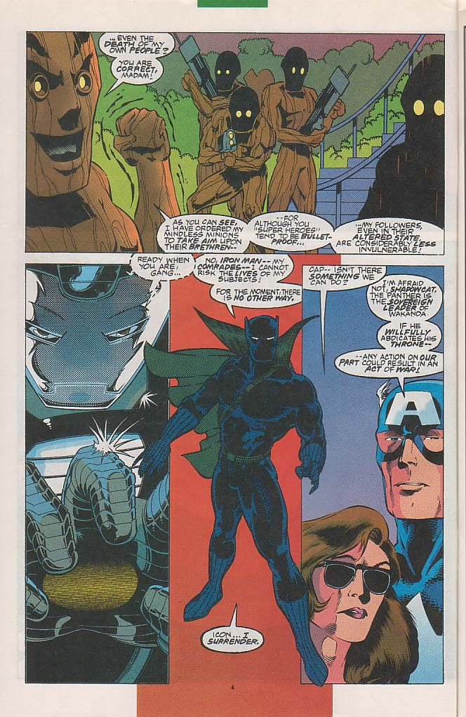 Excalibur (1988) issue 60 - Page 4