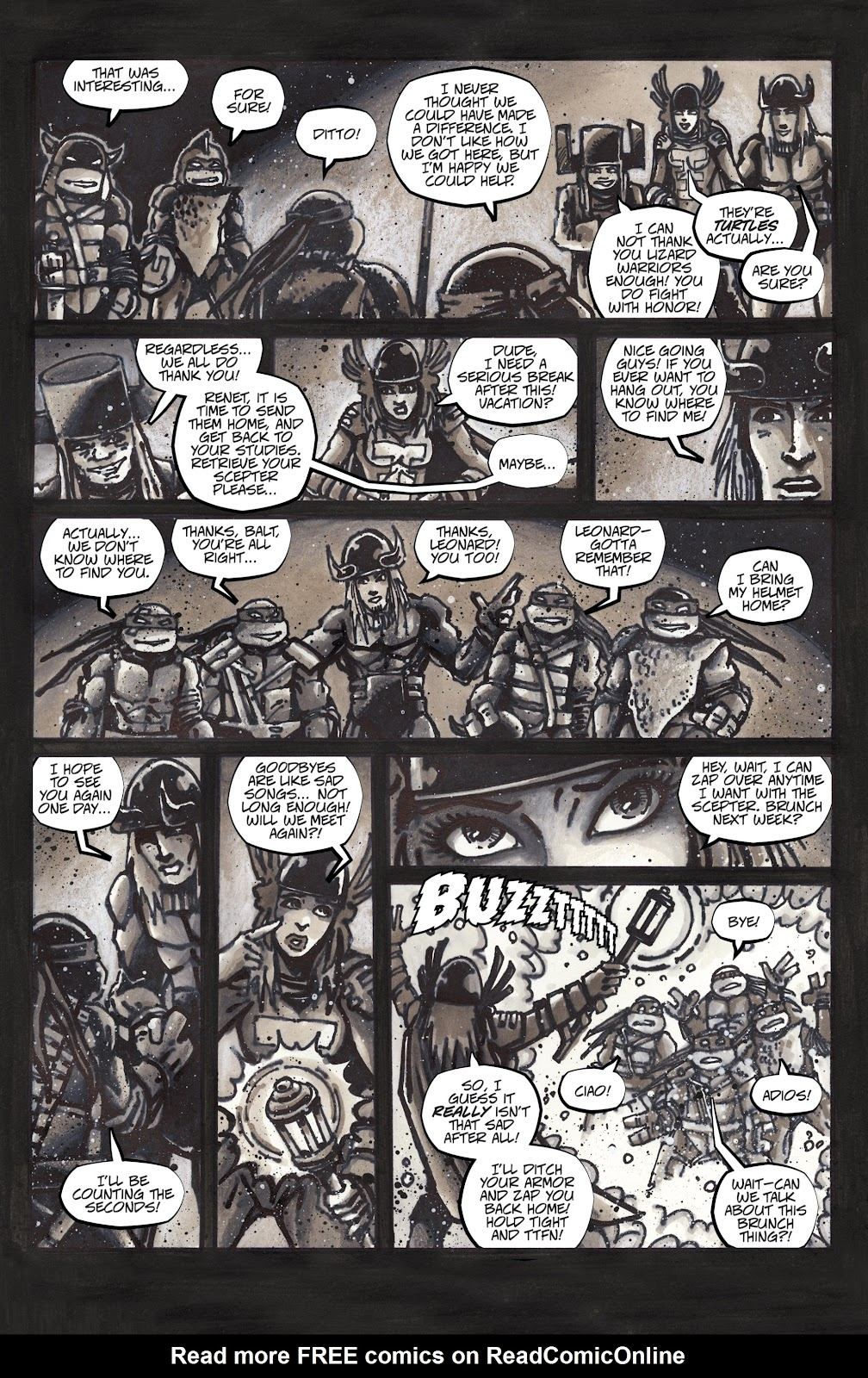 Read online Teenage Mutant Ninja Turtles: The IDW Collection comic -  Issue # TPB 4 (Part 3) - 6