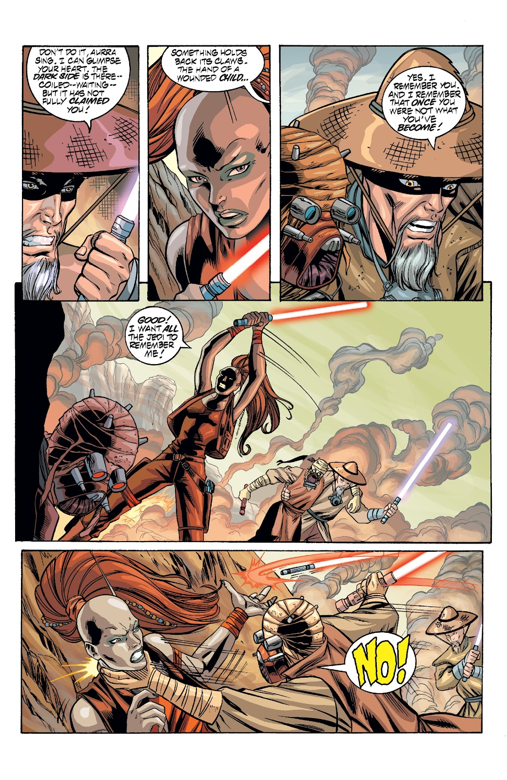 Read online Star Wars Legends Epic Collection: The Menace Revealed comic -  Issue # TPB (Part 3) - 29