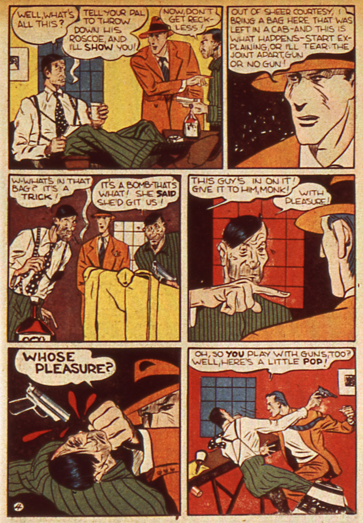 Read online Detective Comics (1937) comic -  Issue #45 - 27