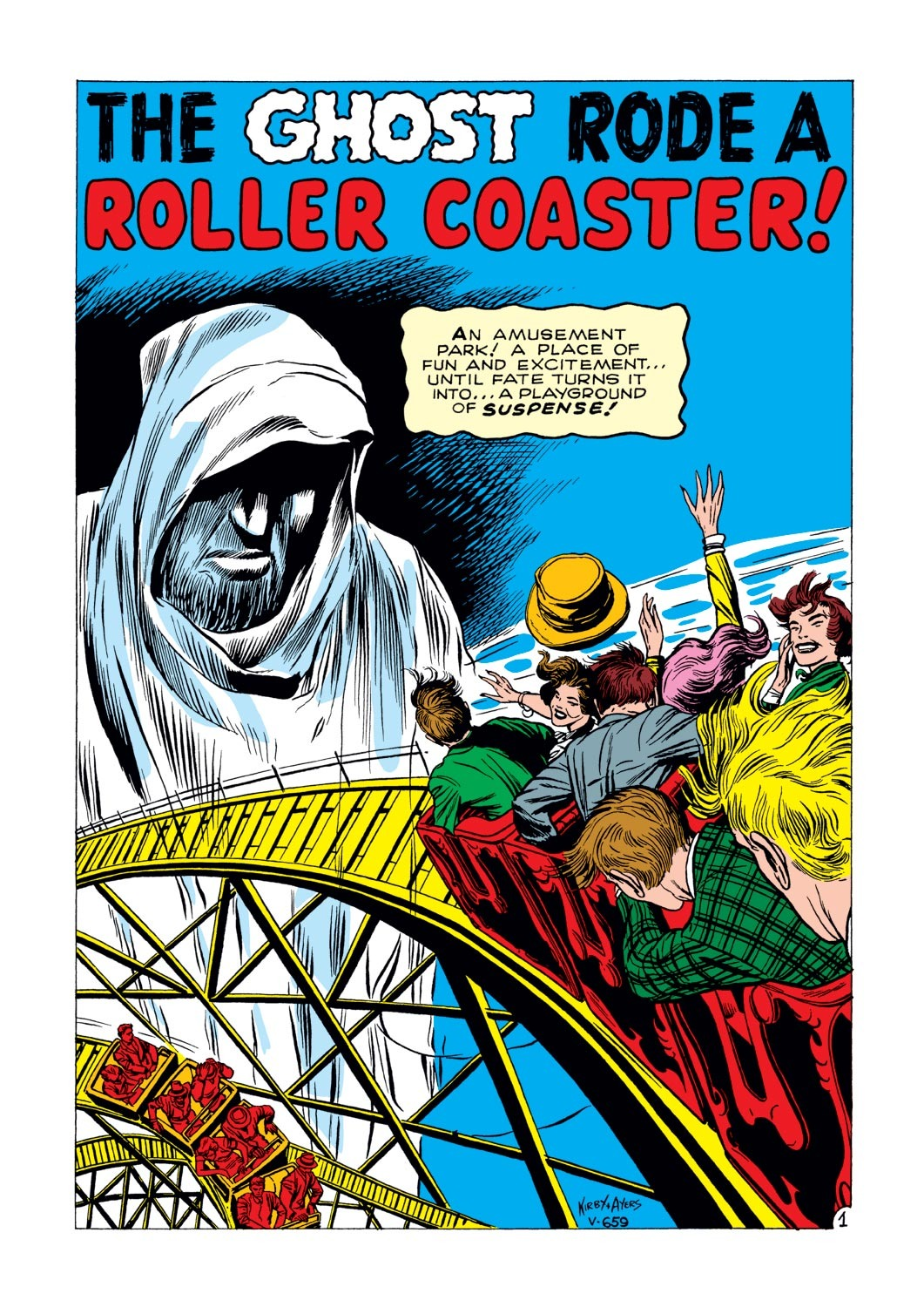 Tales of Suspense (1959) issue 30 - Page 2