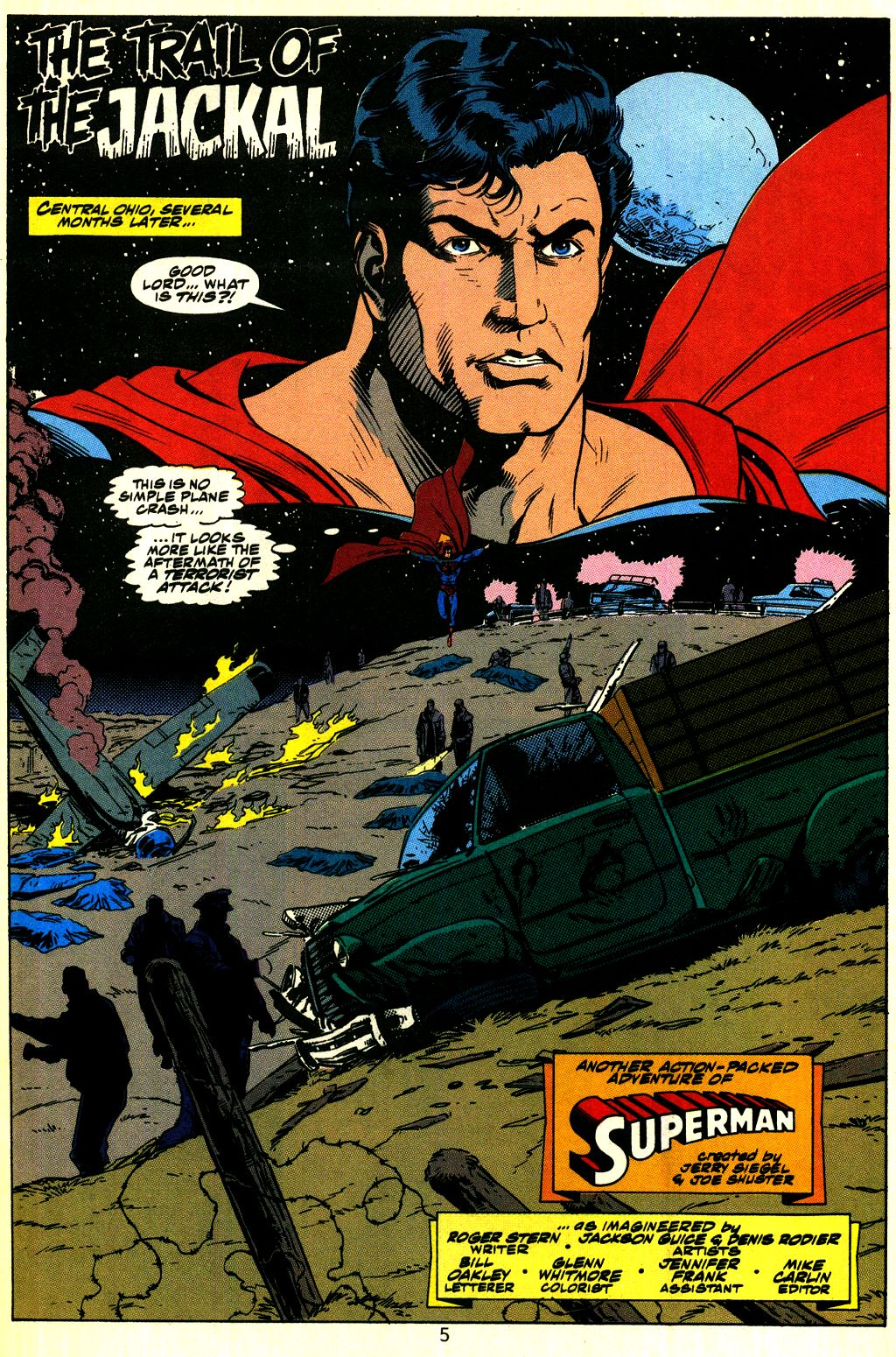 Action Comics (1938) 683 Page 5