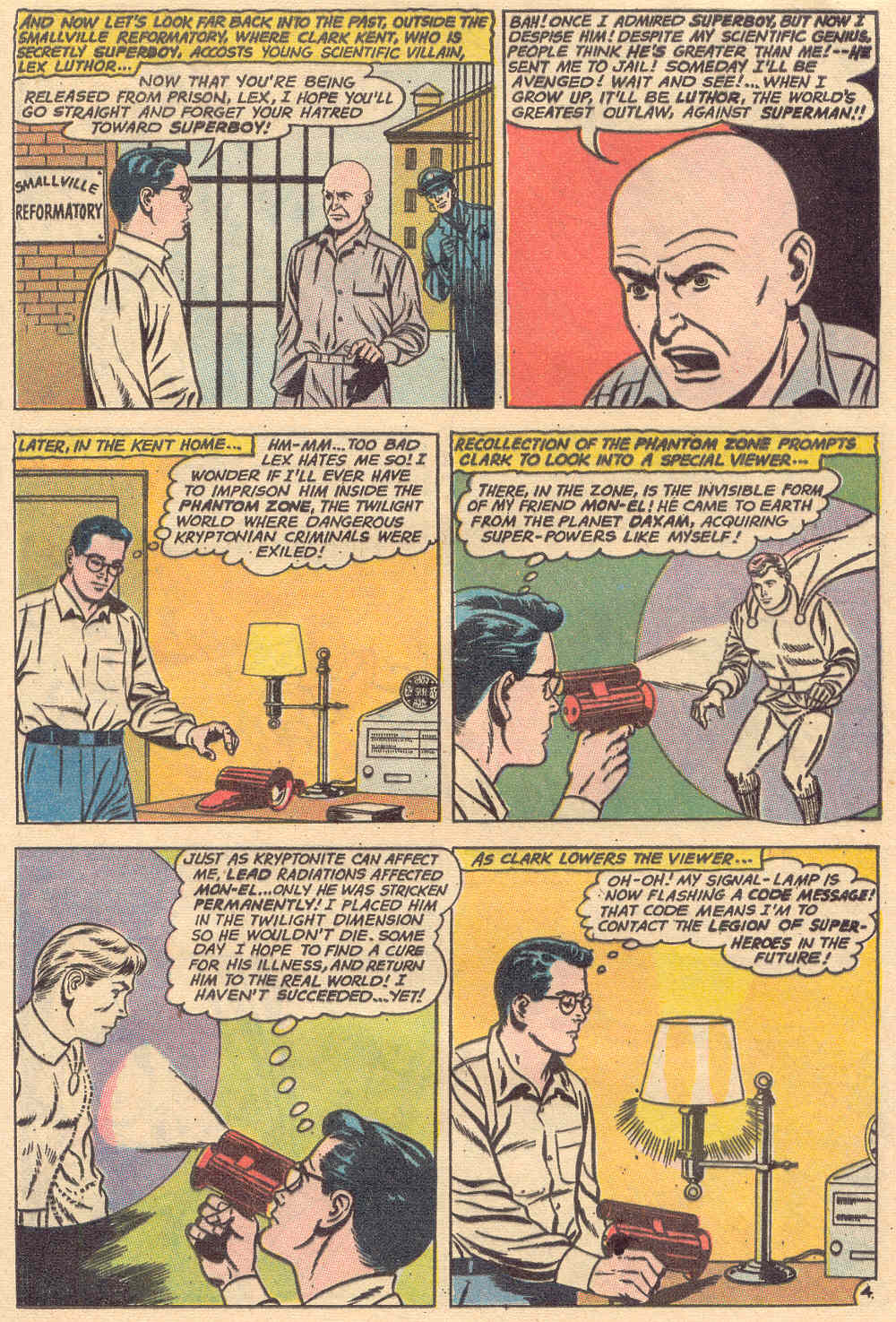 Read online Action Comics (1938) comic -  Issue #377 - 21