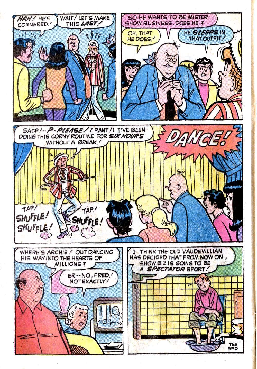 Read online Archie (1960) comic -  Issue #236 - 8